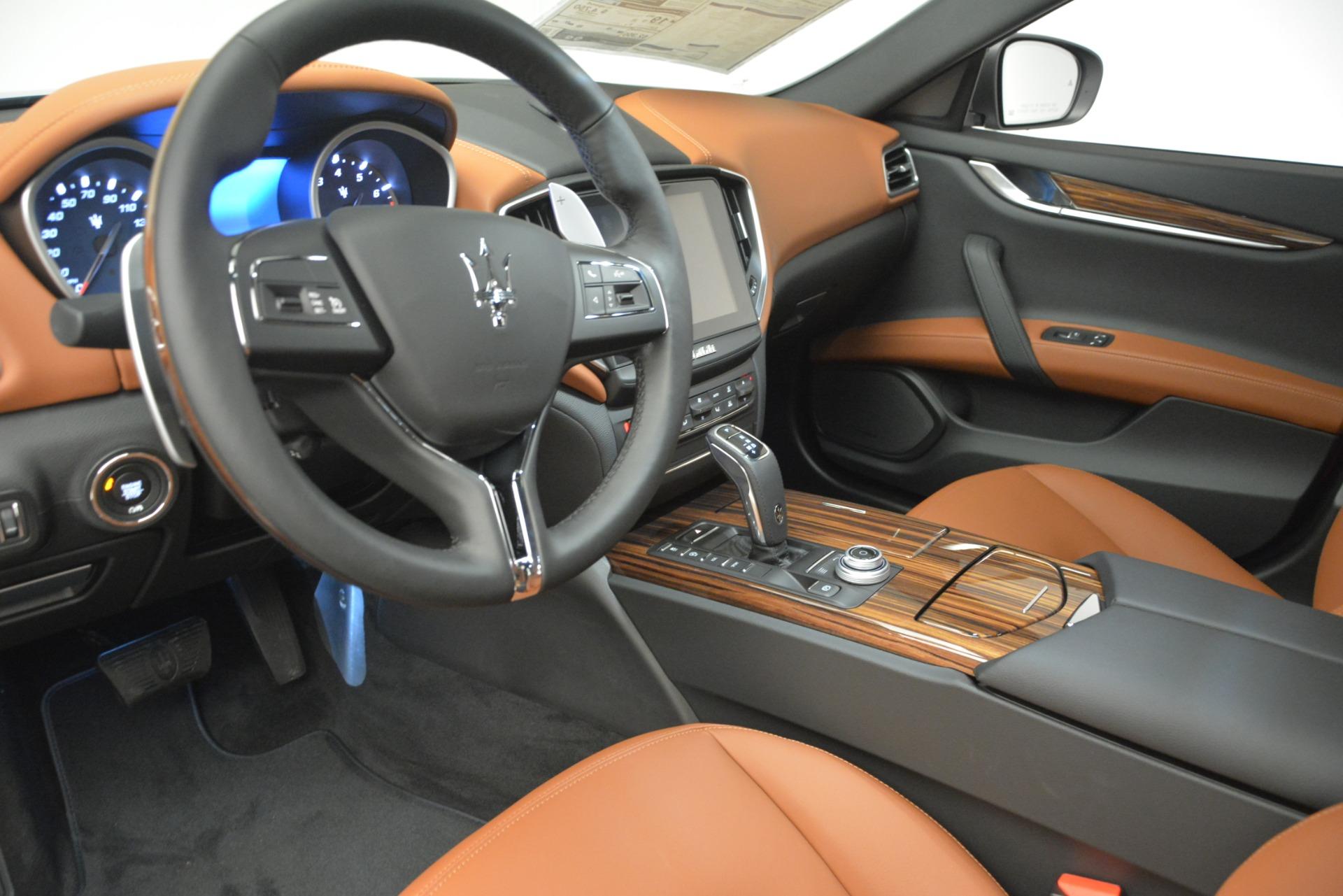 New 2019 Maserati Ghibli S Q4 For Sale In Greenwich, CT. Alfa Romeo of Greenwich, W632 2612_p13