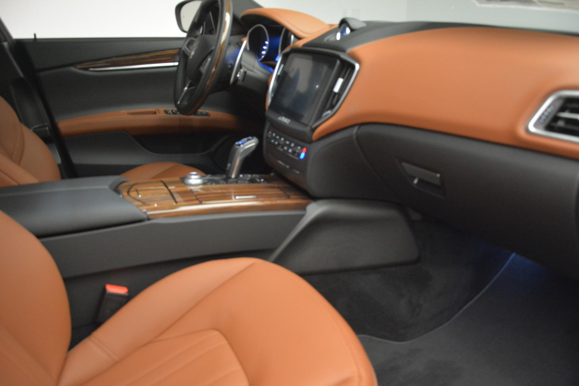 New 2019 Maserati Ghibli S Q4 For Sale In Greenwich, CT. Alfa Romeo of Greenwich, W632 2612_p16
