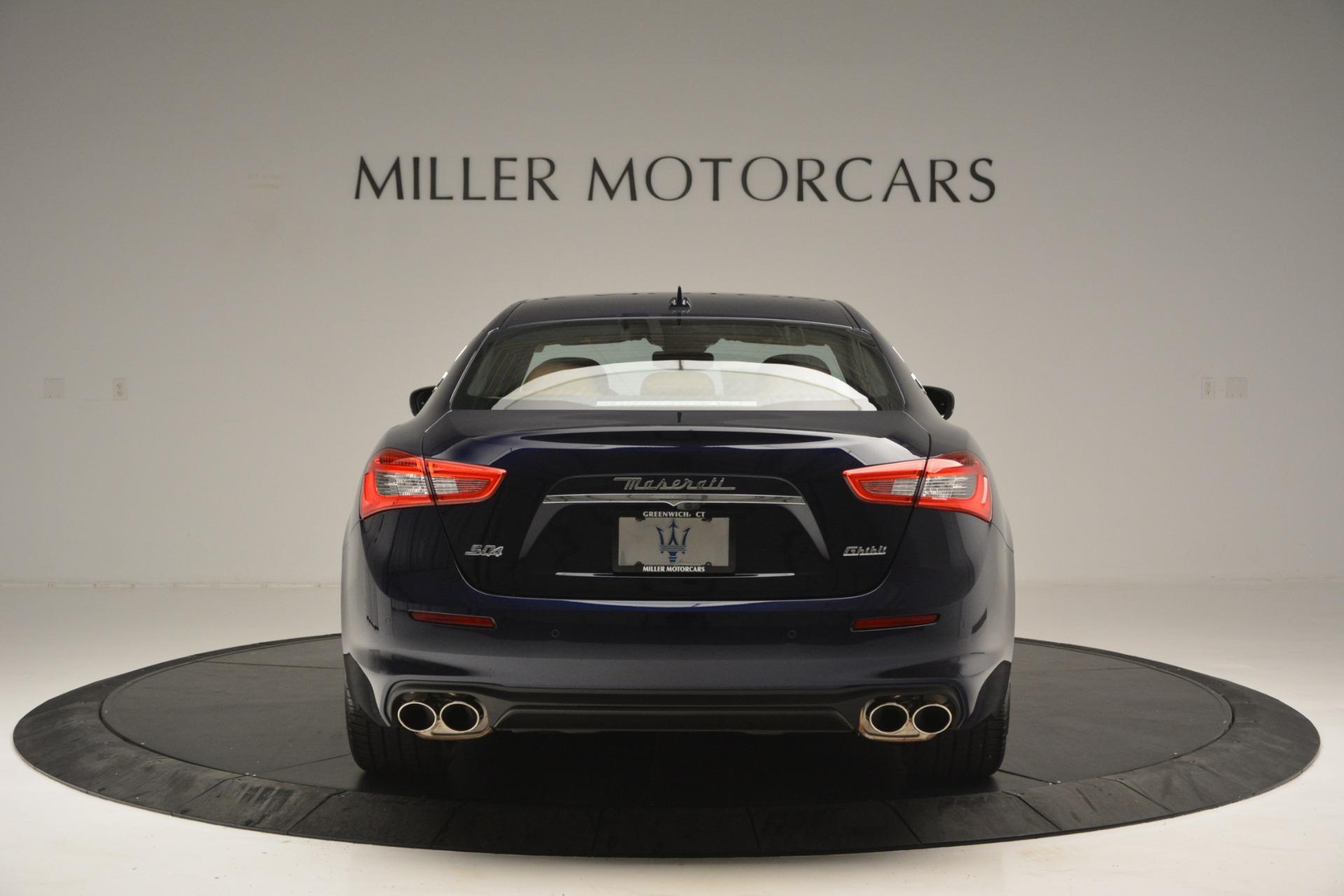 New 2019 Maserati Ghibli S Q4 For Sale In Greenwich, CT. Alfa Romeo of Greenwich, W632 2612_p6