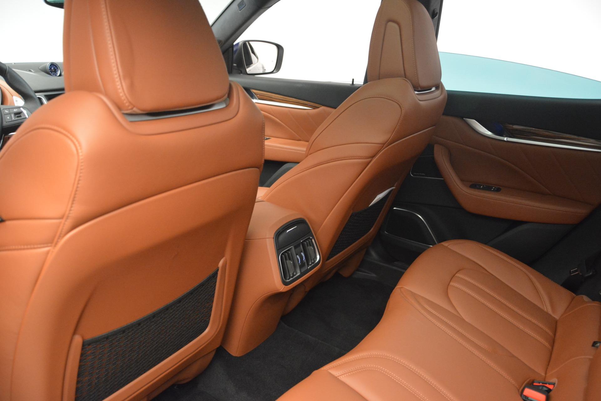 New 2019 Maserati Levante S Q4 GranSport For Sale In Greenwich, CT. Alfa Romeo of Greenwich, W633 2613_p17