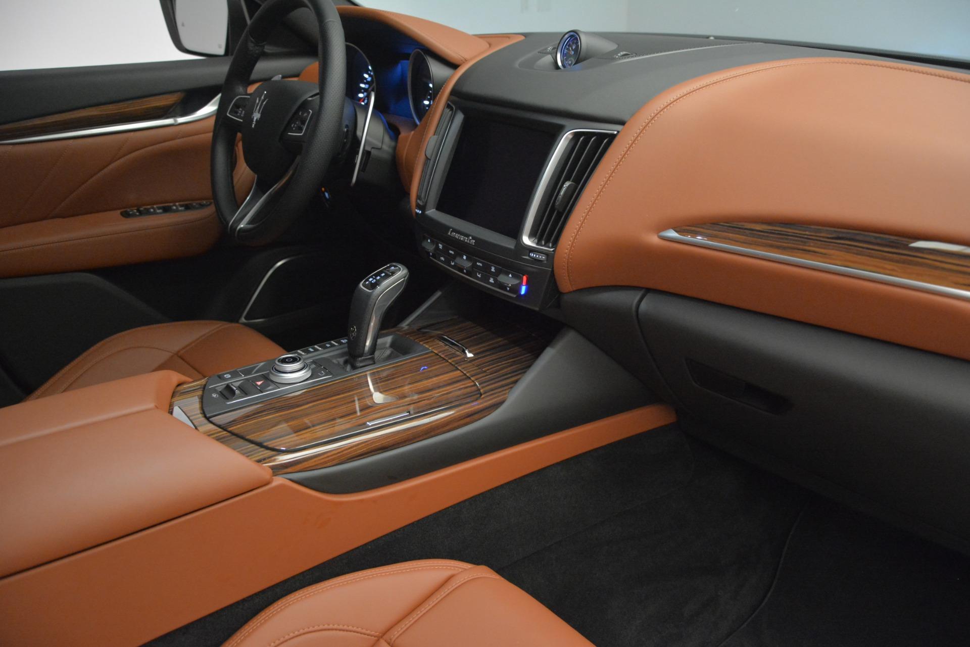 New 2019 Maserati Levante S Q4 GranSport For Sale In Greenwich, CT. Alfa Romeo of Greenwich, W633 2613_p20