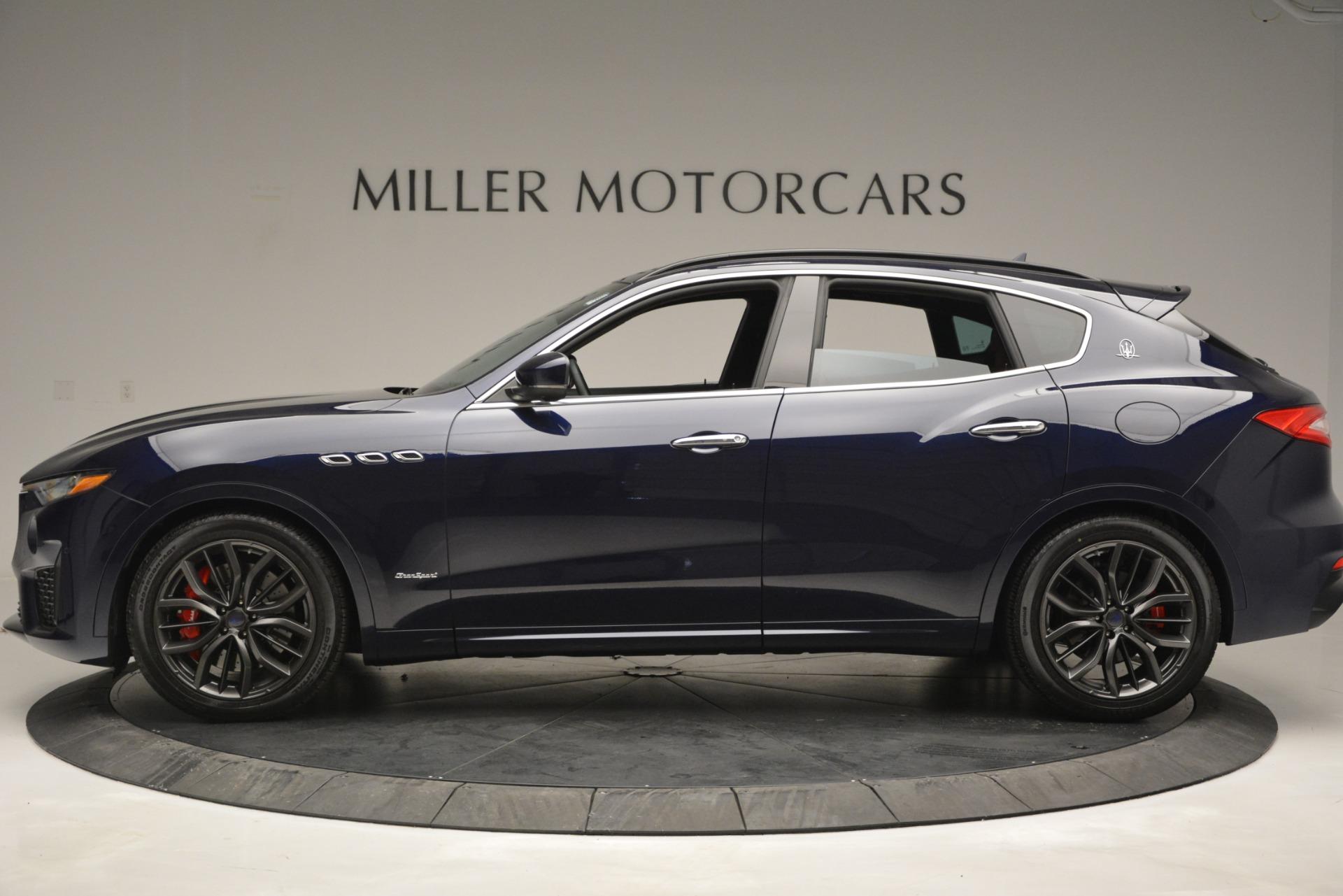 New 2019 Maserati Levante S Q4 GranSport For Sale In Greenwich, CT. Alfa Romeo of Greenwich, W633 2613_p3