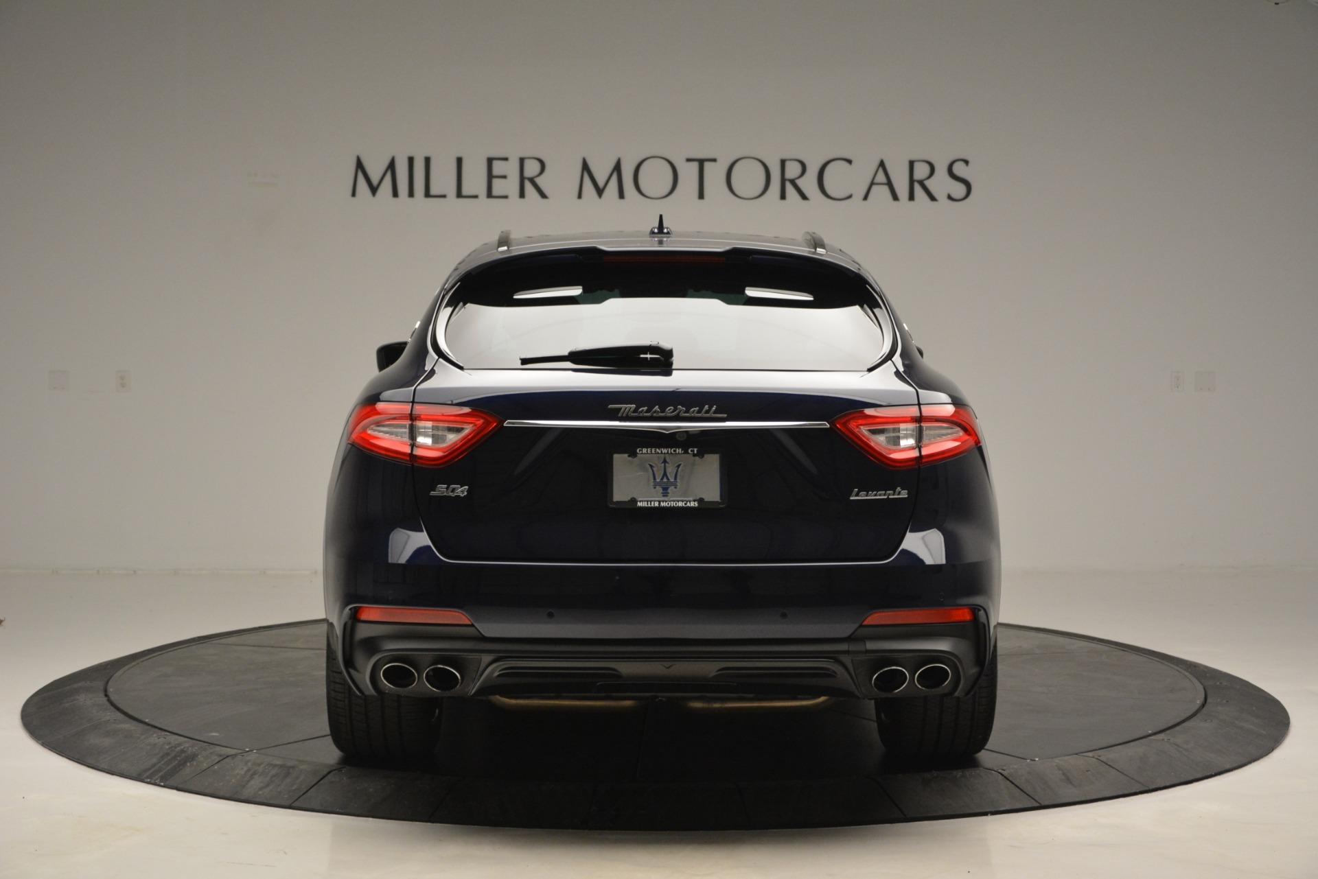 New 2019 Maserati Levante S Q4 GranSport For Sale In Greenwich, CT. Alfa Romeo of Greenwich, W633 2613_p6