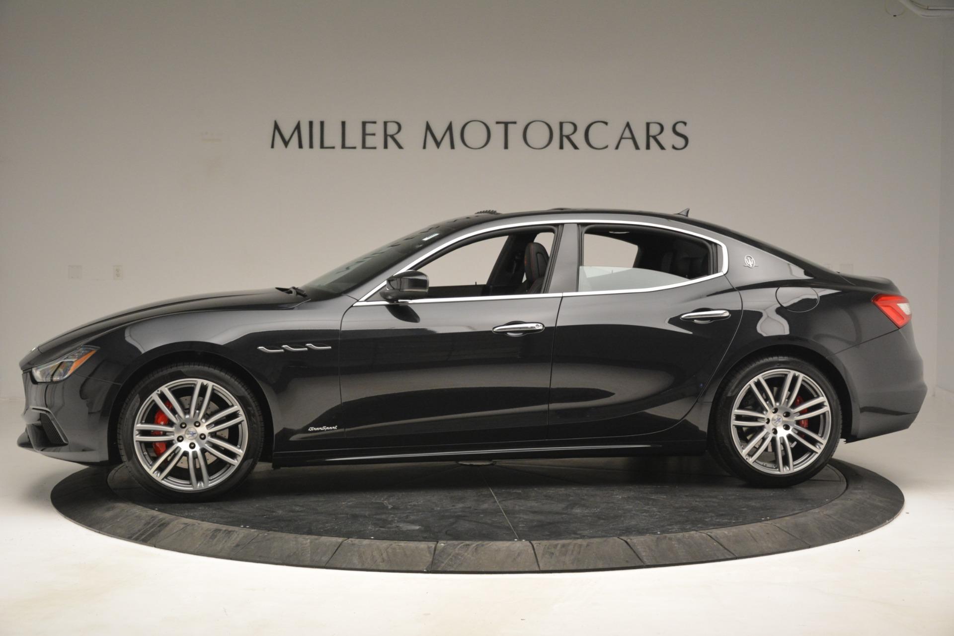 New 2019 Maserati Ghibli S Q4 GranSport For Sale In Greenwich, CT. Alfa Romeo of Greenwich, W634 2614_p3