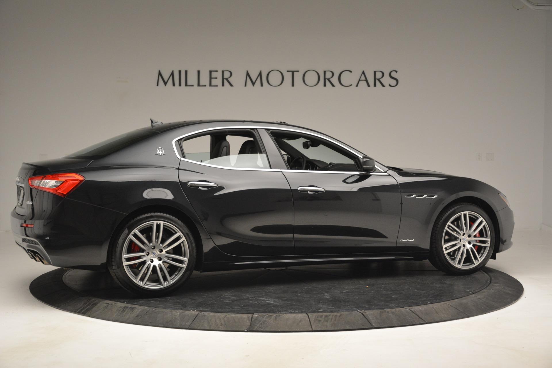 New 2019 Maserati Ghibli S Q4 GranSport For Sale In Greenwich, CT. Alfa Romeo of Greenwich, W634 2614_p9