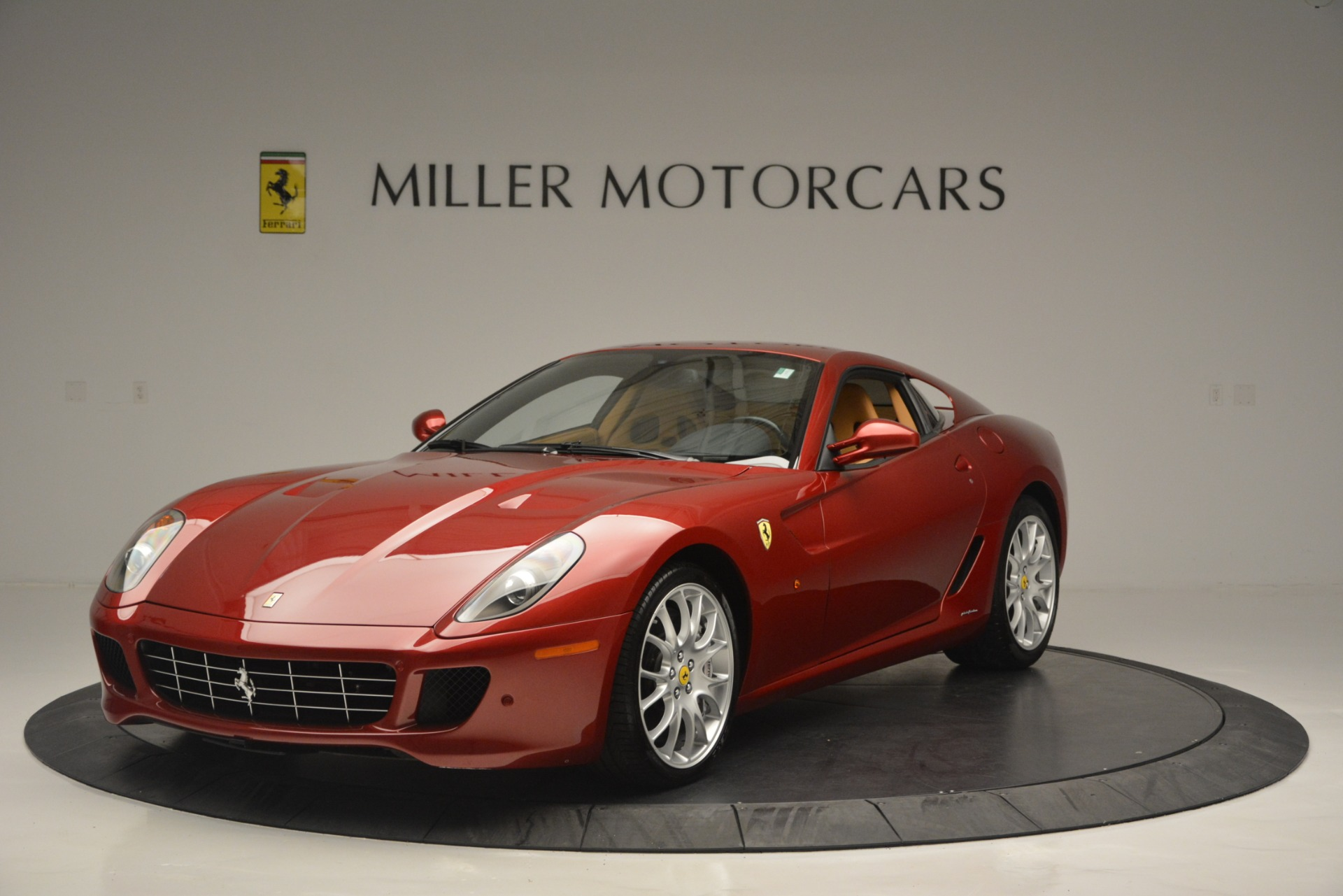 Used 2009 Ferrari 599 GTB Fiorano  For Sale In Greenwich, CT. Alfa Romeo of Greenwich, 4502A