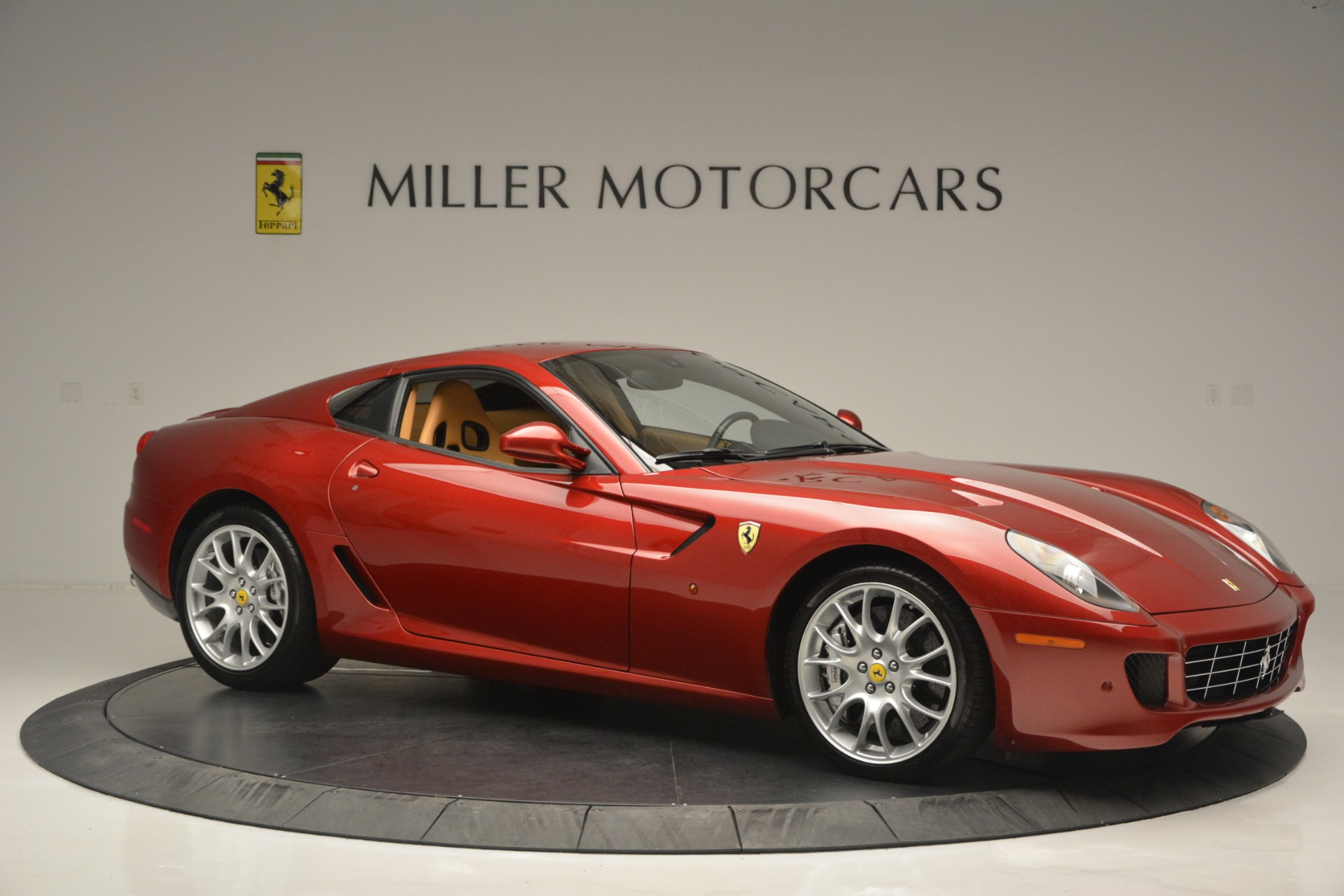 Used 2009 Ferrari 599 GTB Fiorano  For Sale In Greenwich, CT. Alfa Romeo of Greenwich, 4502A 2617_p10