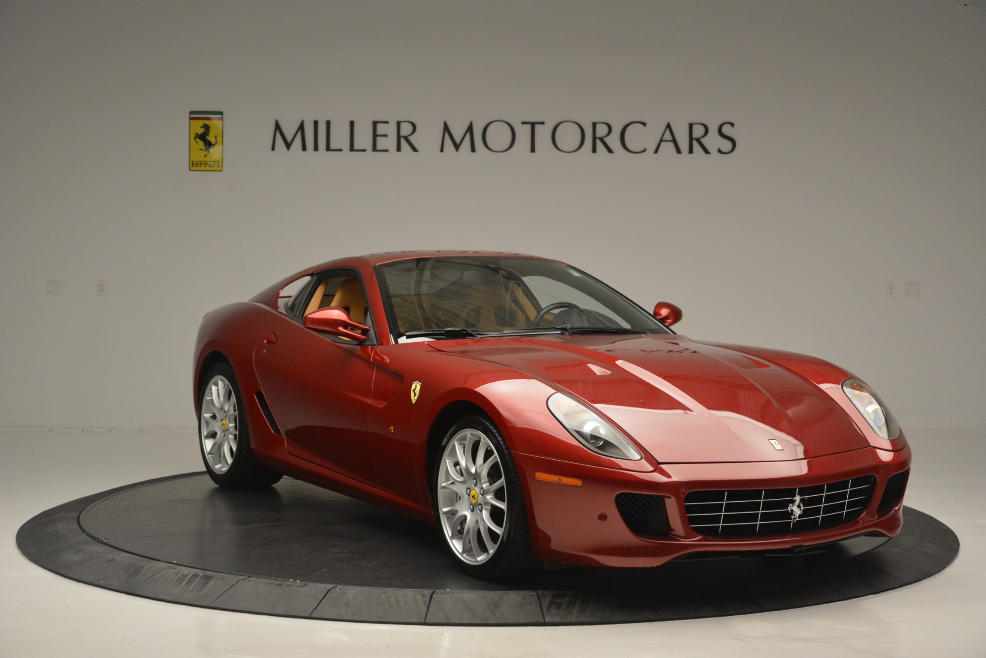 Used 2009 Ferrari 599 GTB Fiorano  For Sale In Greenwich, CT. Alfa Romeo of Greenwich, 4502A 2617_p11