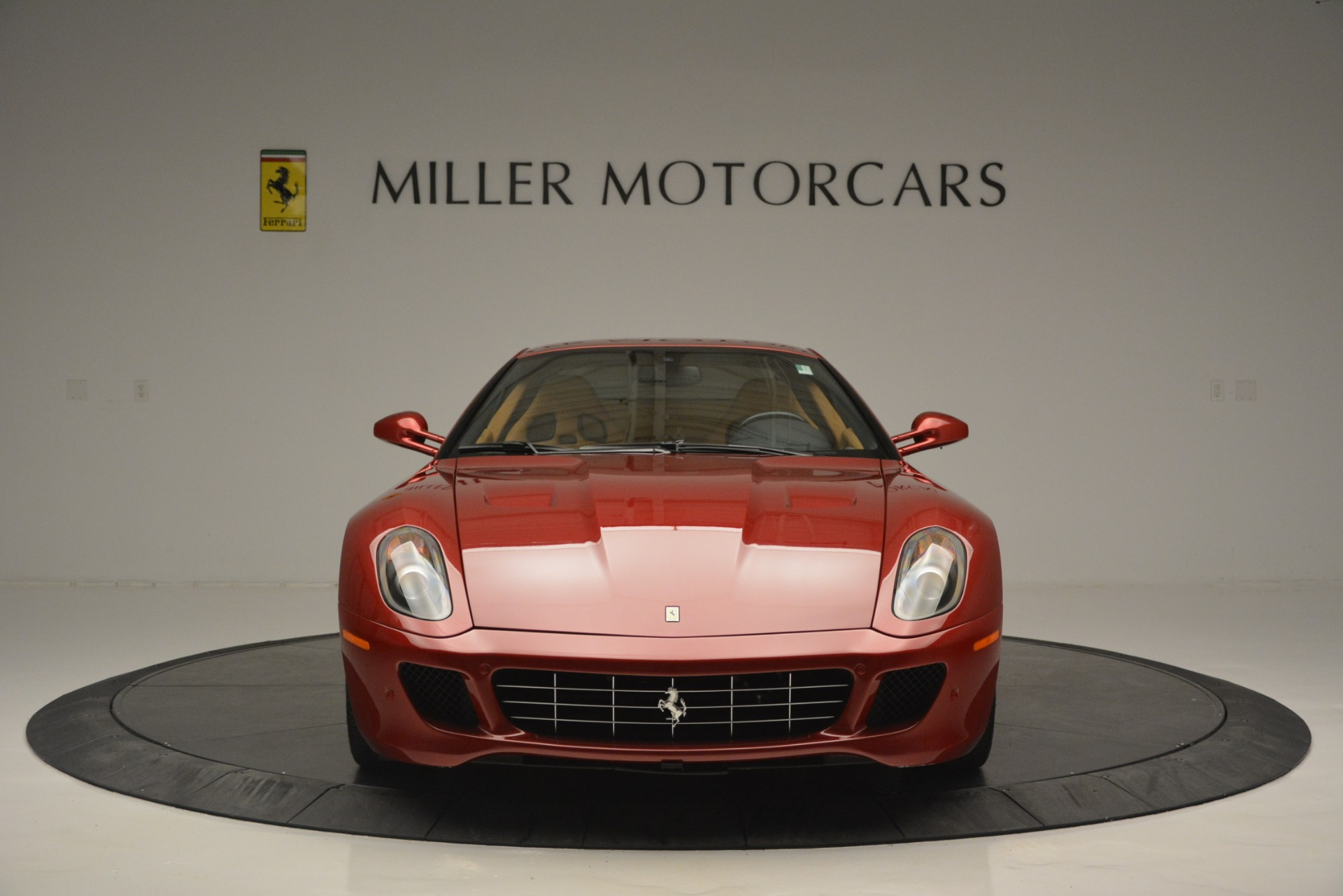 Used 2009 Ferrari 599 GTB Fiorano  For Sale In Greenwich, CT. Alfa Romeo of Greenwich, 4502A 2617_p12