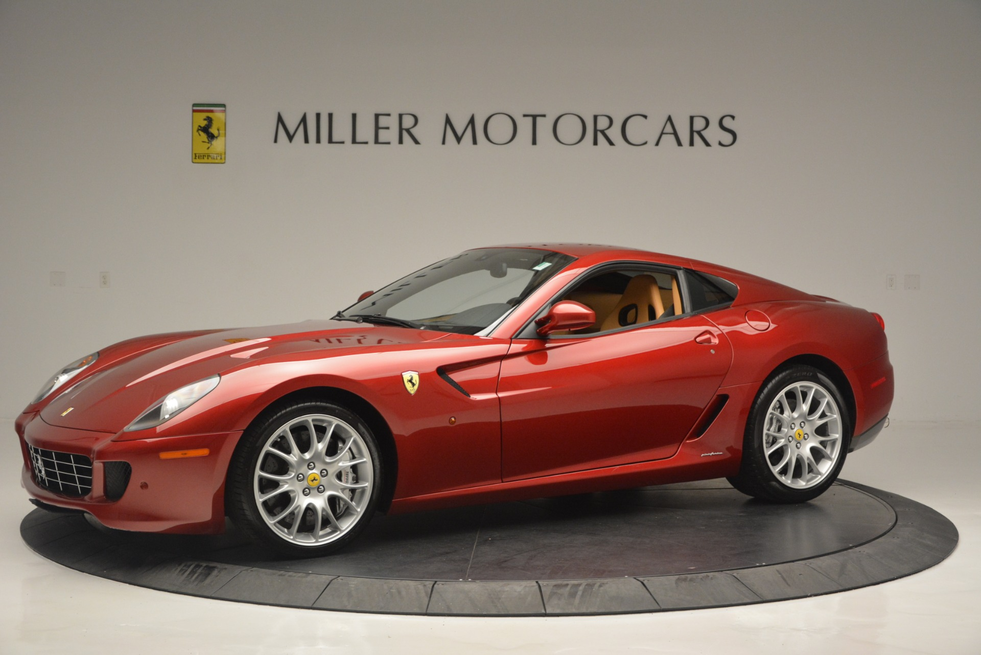 Used 2009 Ferrari 599 GTB Fiorano  For Sale In Greenwich, CT. Alfa Romeo of Greenwich, 4502A 2617_p2