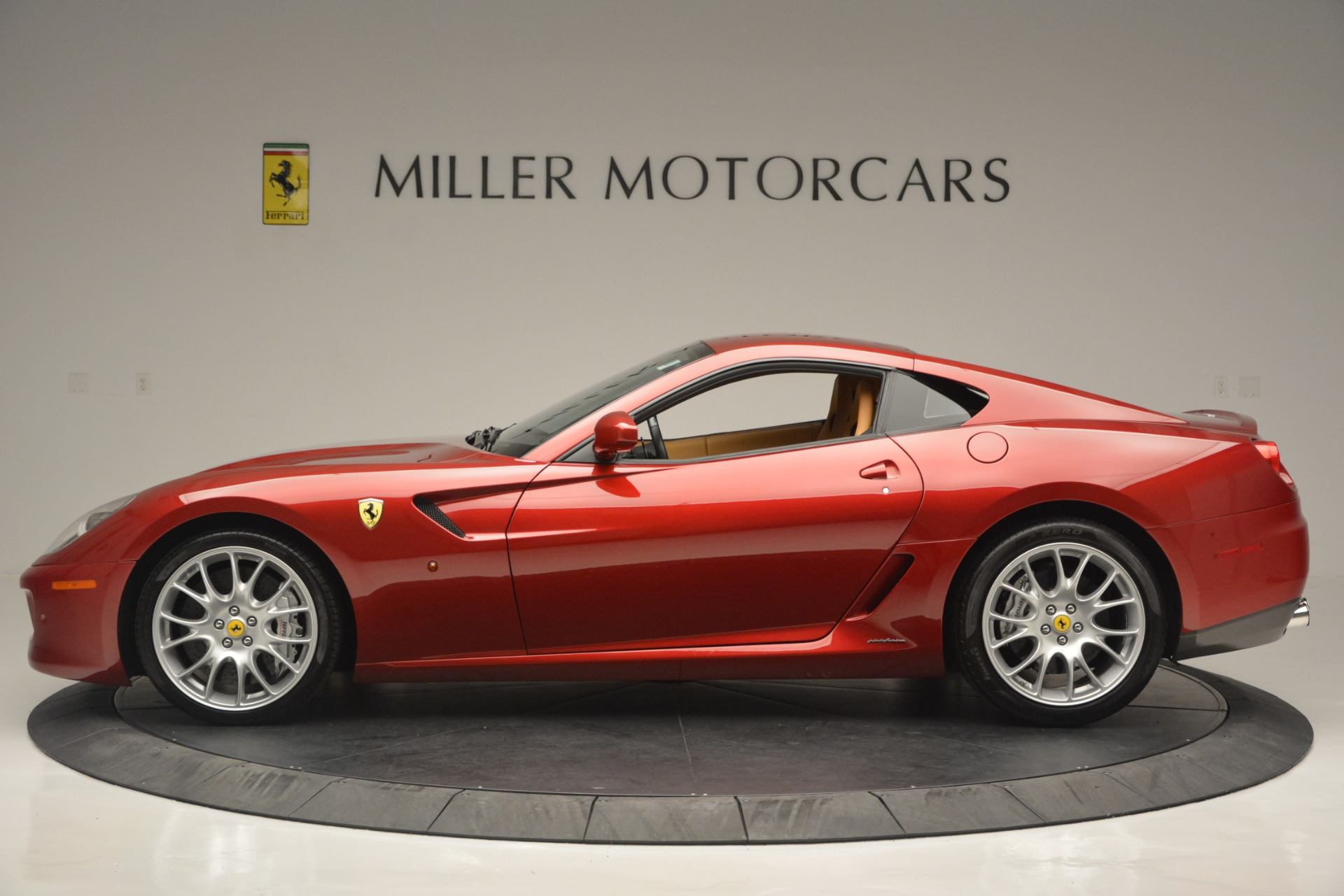 Used 2009 Ferrari 599 GTB Fiorano  For Sale In Greenwich, CT. Alfa Romeo of Greenwich, 4502A 2617_p3