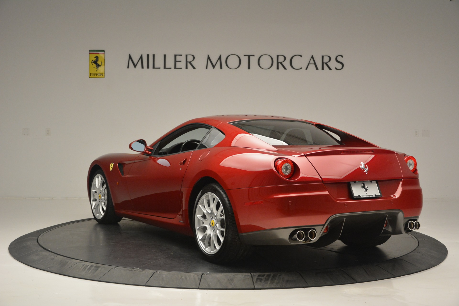 Used 2009 Ferrari 599 GTB Fiorano  For Sale In Greenwich, CT. Alfa Romeo of Greenwich, 4502A 2617_p5