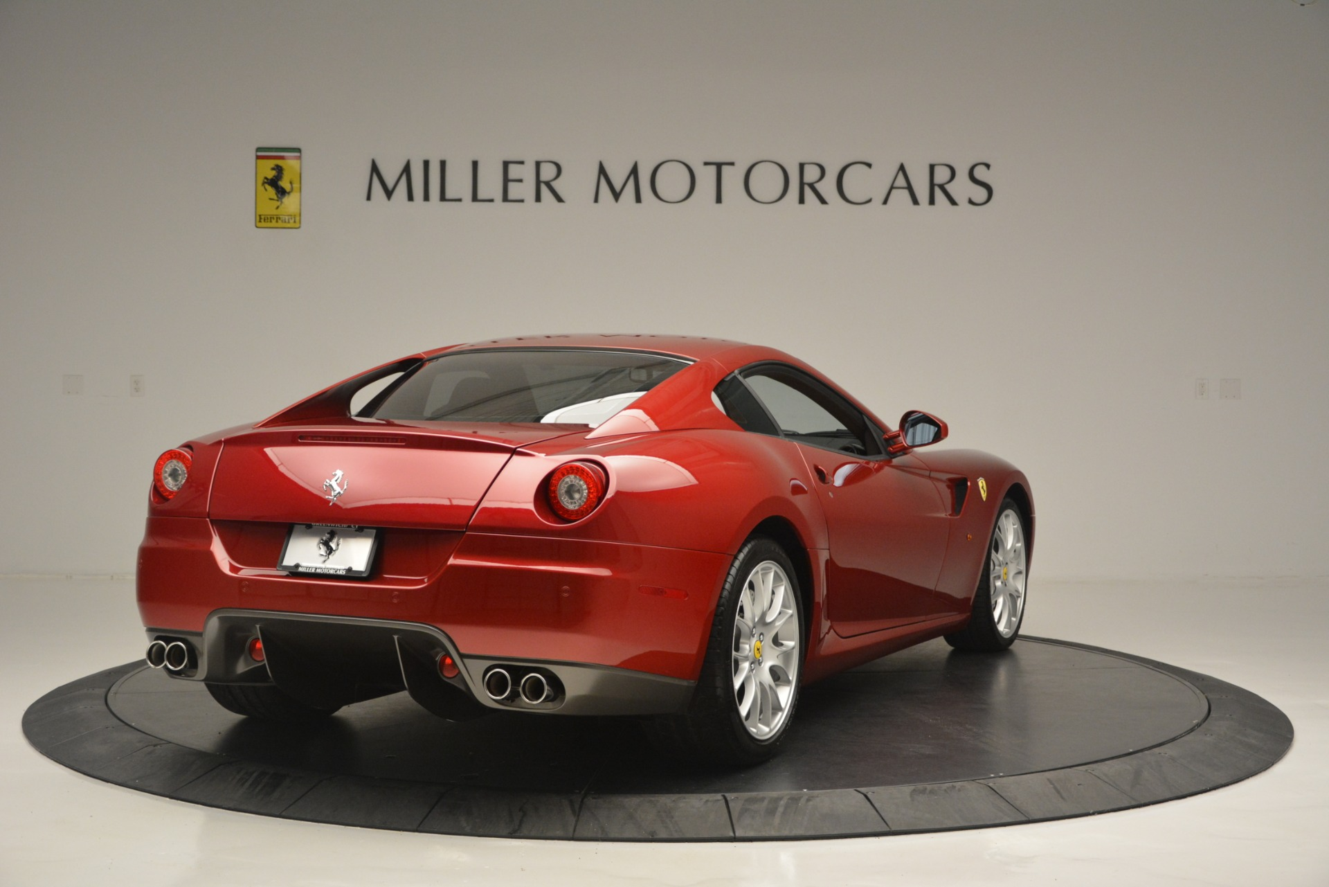Used 2009 Ferrari 599 GTB Fiorano  For Sale In Greenwich, CT. Alfa Romeo of Greenwich, 4502A 2617_p7