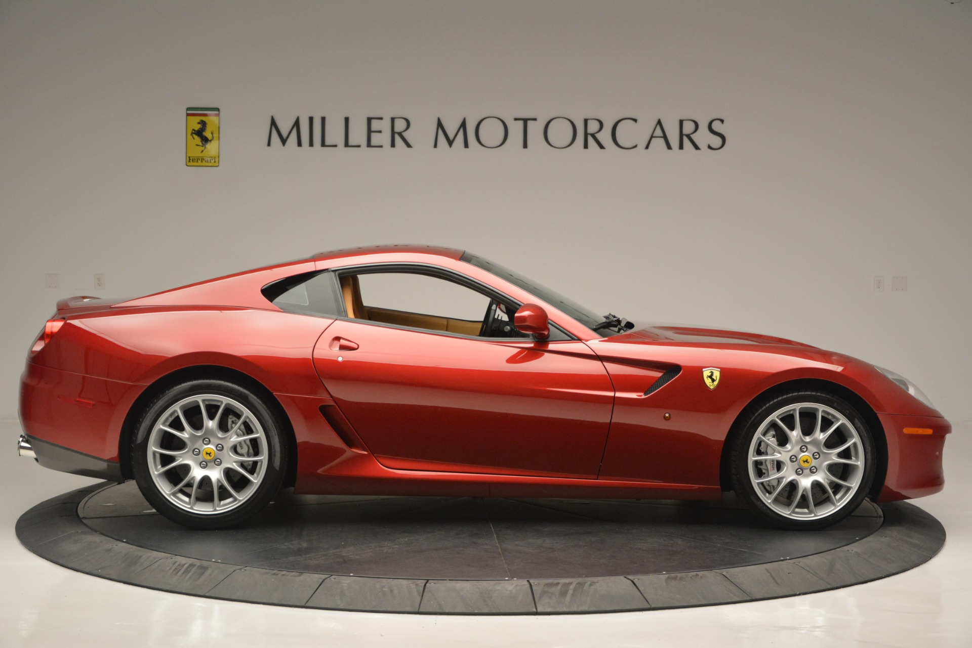 Used 2009 Ferrari 599 GTB Fiorano  For Sale In Greenwich, CT. Alfa Romeo of Greenwich, 4502A 2617_p9