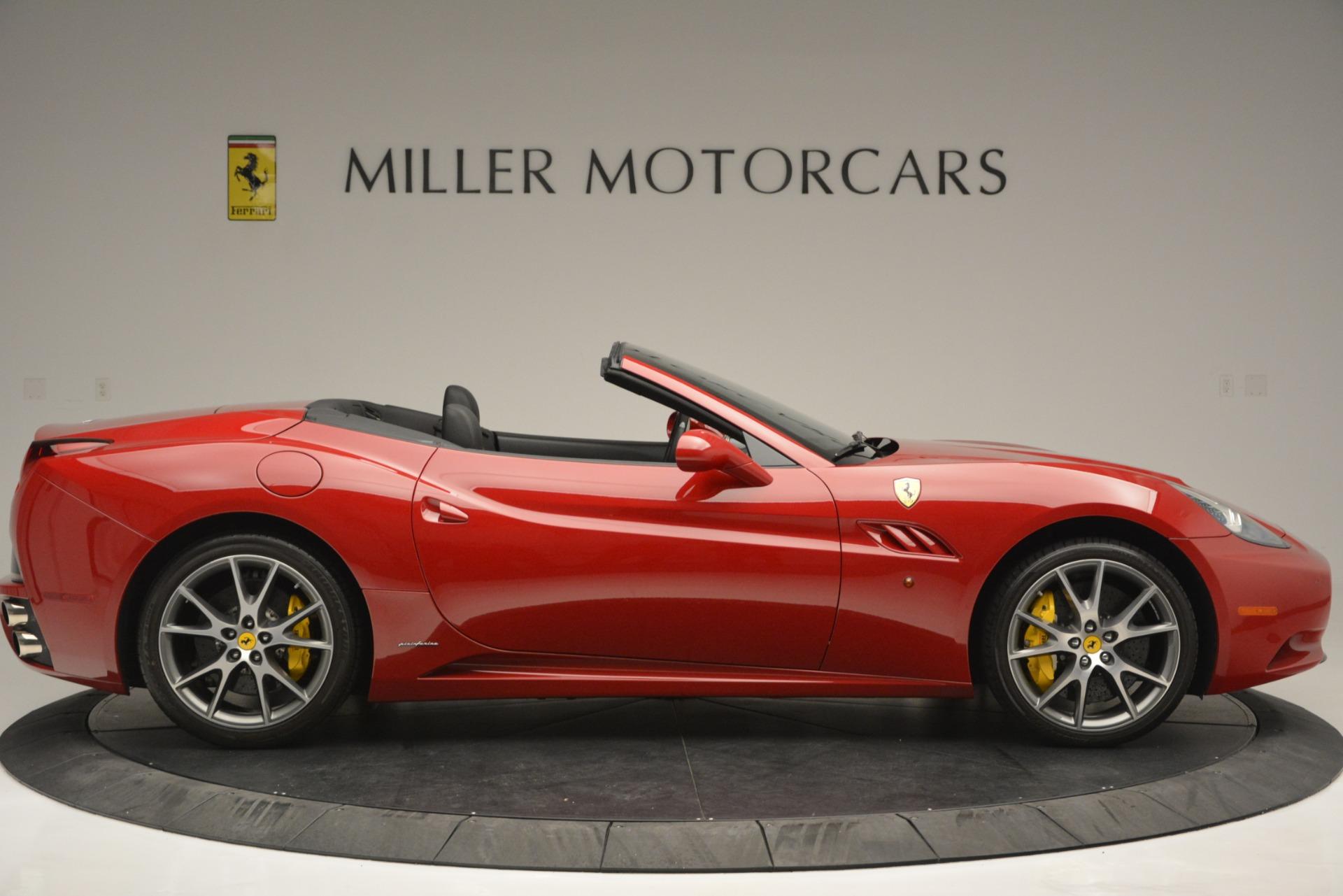 Used 2011 Ferrari California  For Sale In Greenwich, CT. Alfa Romeo of Greenwich, 4530A 2618_p10