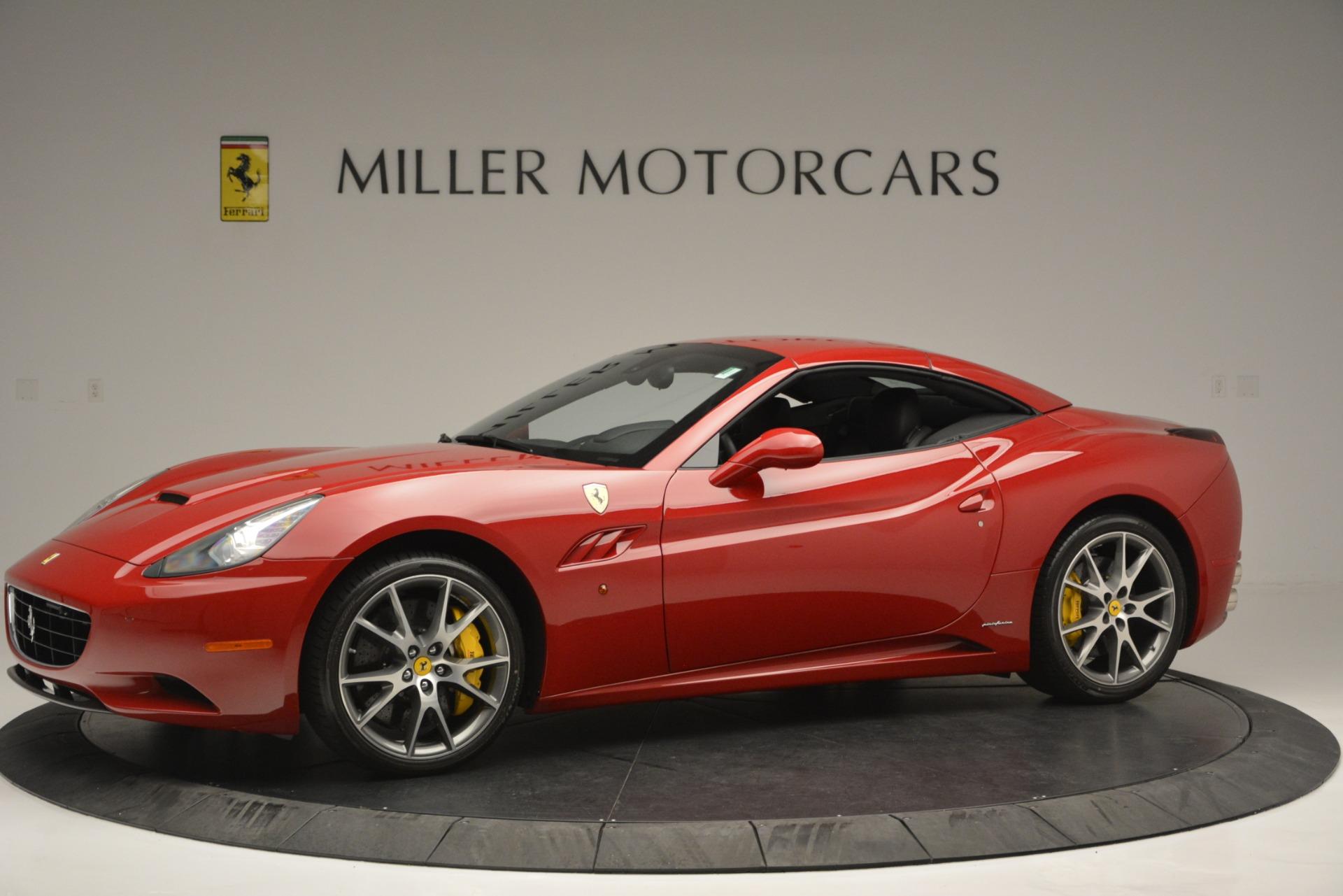 Used 2011 Ferrari California  For Sale In Greenwich, CT. Alfa Romeo of Greenwich, 4530A 2618_p14