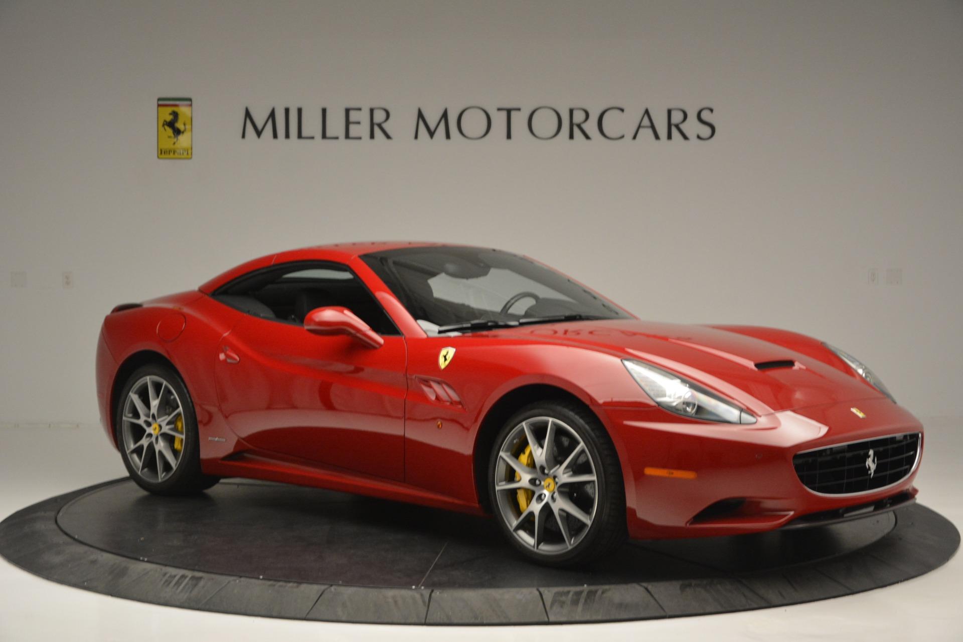 Used 2011 Ferrari California  For Sale In Greenwich, CT. Alfa Romeo of Greenwich, 4530A 2618_p17