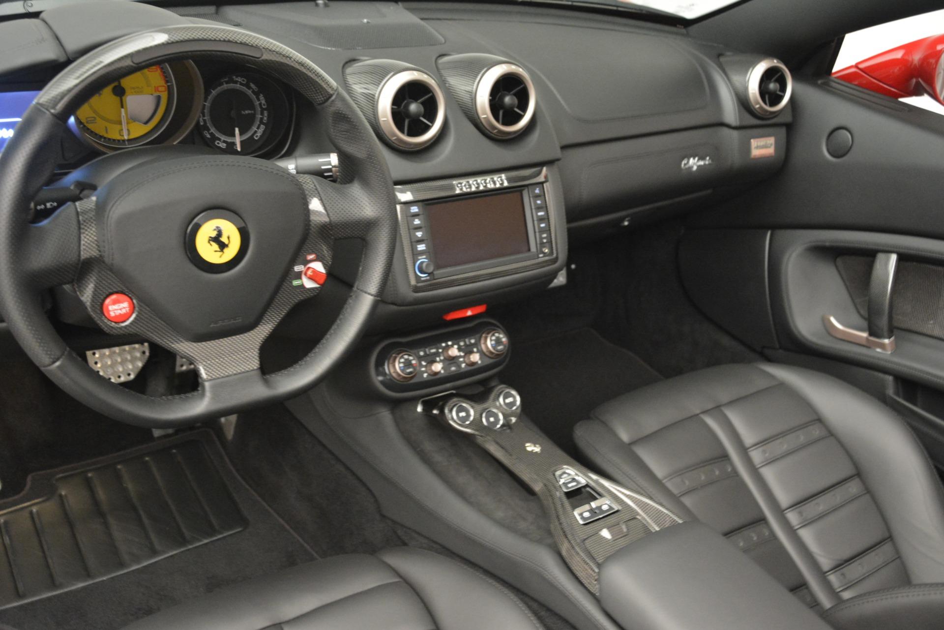 Used 2011 Ferrari California  For Sale In Greenwich, CT. Alfa Romeo of Greenwich, 4530A 2618_p23