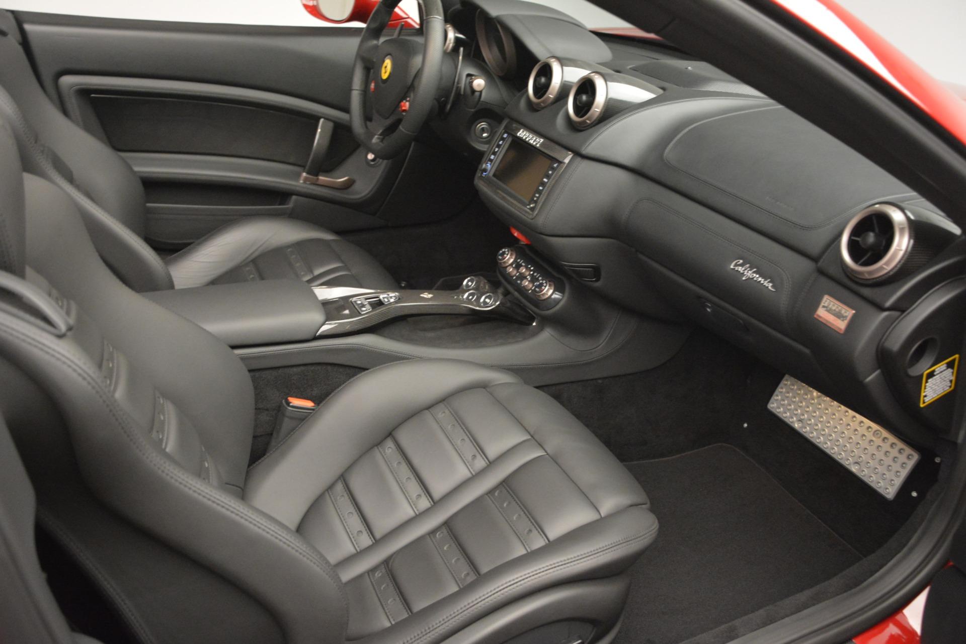 Used 2011 Ferrari California  For Sale In Greenwich, CT. Alfa Romeo of Greenwich, 4530A 2618_p27