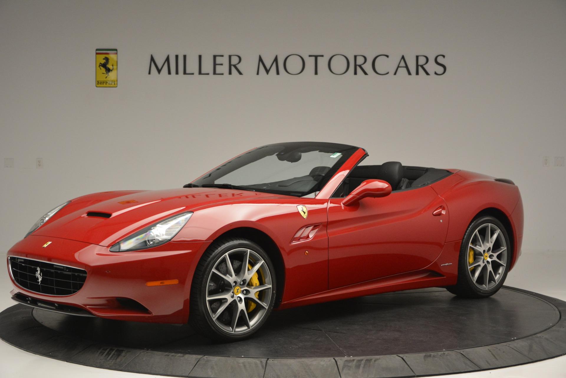 Used 2011 Ferrari California  For Sale In Greenwich, CT. Alfa Romeo of Greenwich, 4530A 2618_p2