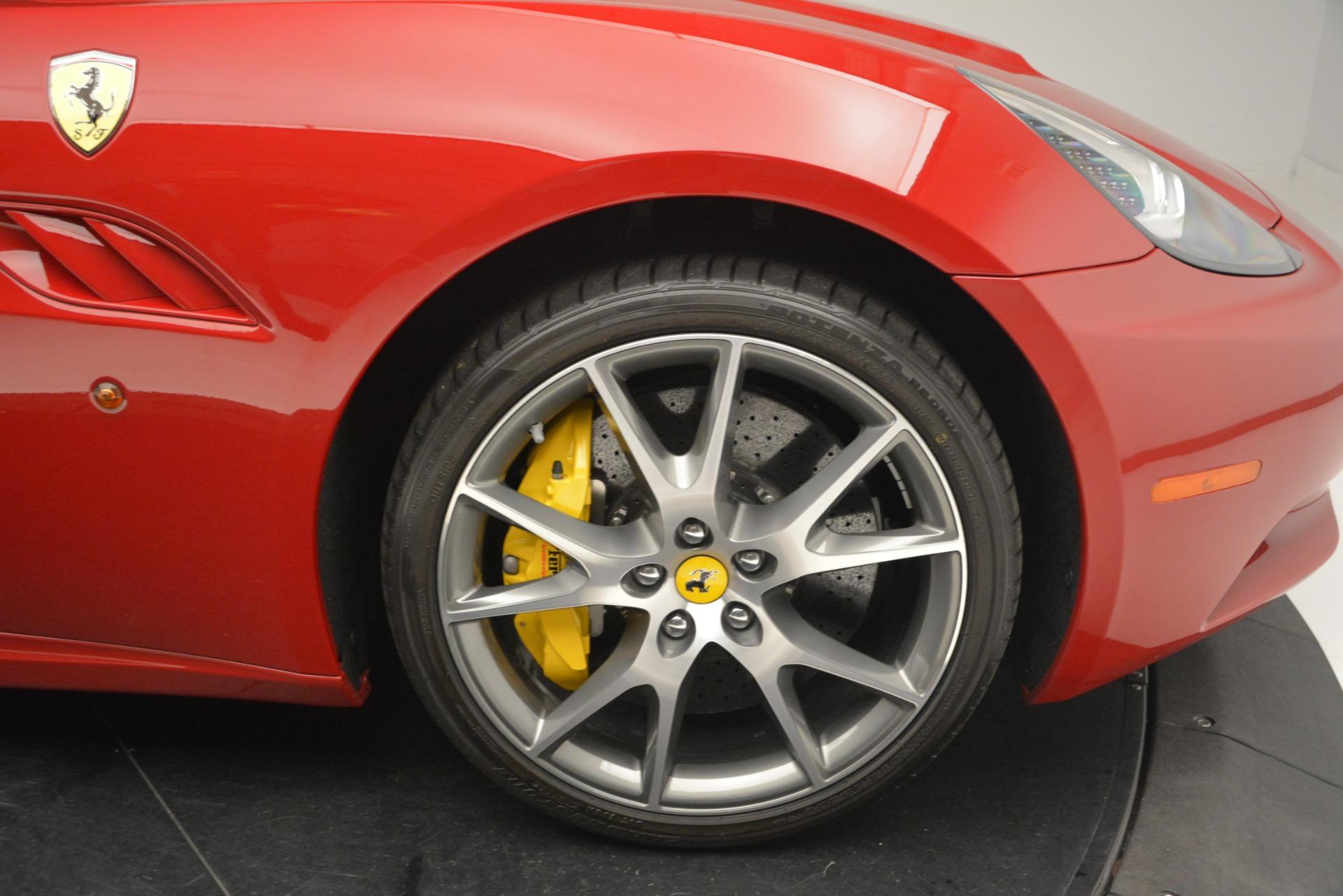 Used 2011 Ferrari California  For Sale In Greenwich, CT. Alfa Romeo of Greenwich, 4530A 2618_p32