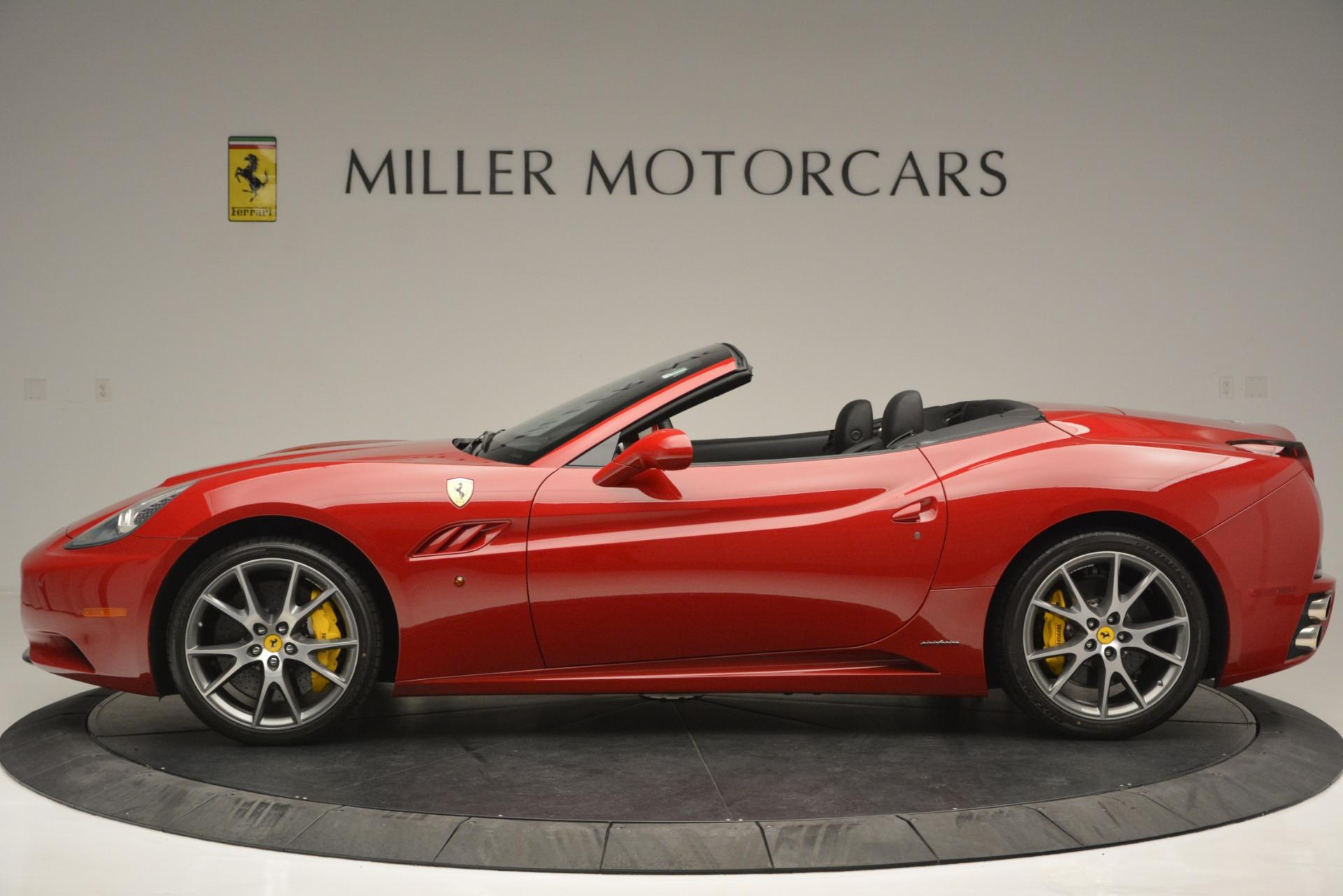 Used 2011 Ferrari California  For Sale In Greenwich, CT. Alfa Romeo of Greenwich, 4530A 2618_p3