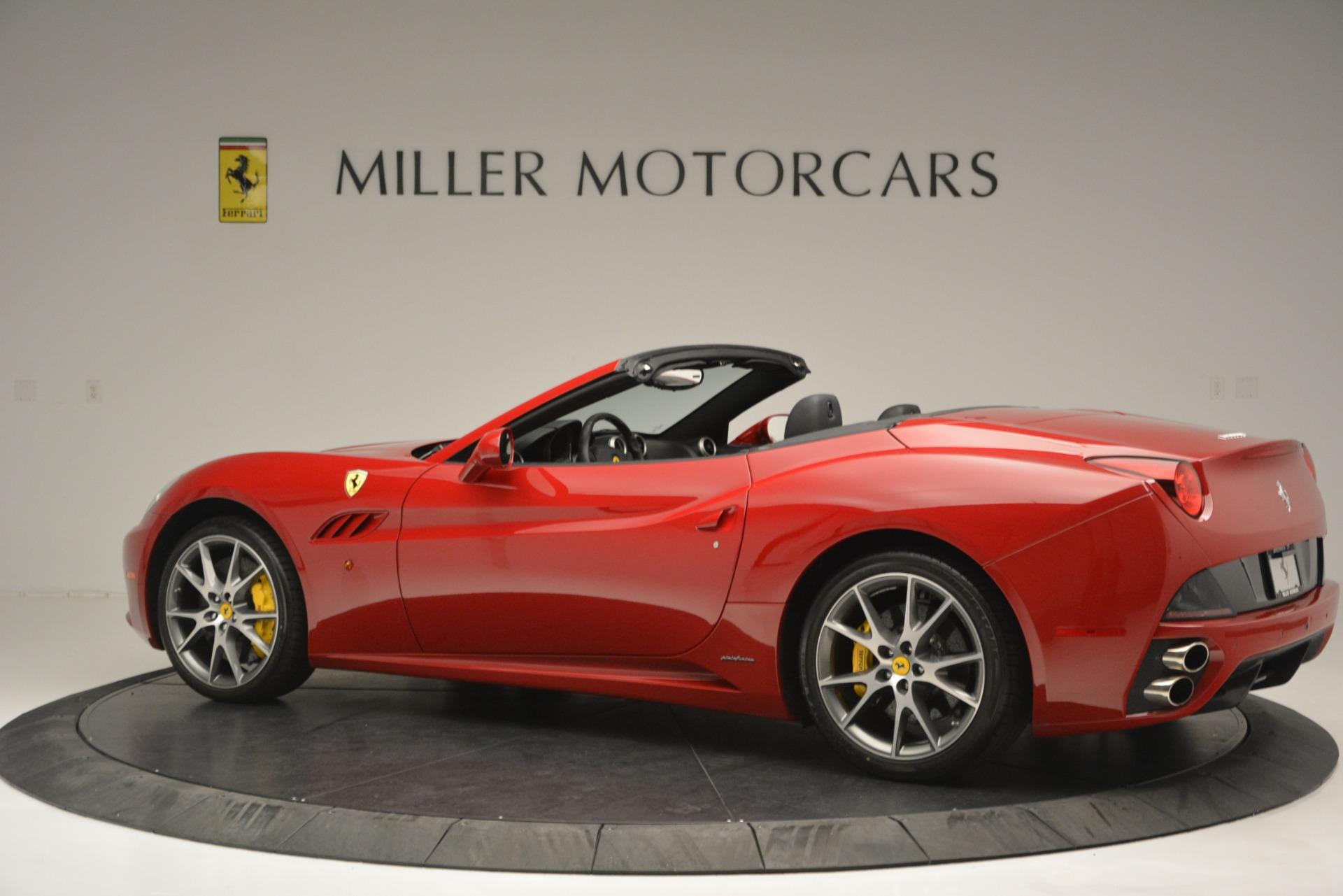 Used 2011 Ferrari California  For Sale In Greenwich, CT. Alfa Romeo of Greenwich, 4530A 2618_p4