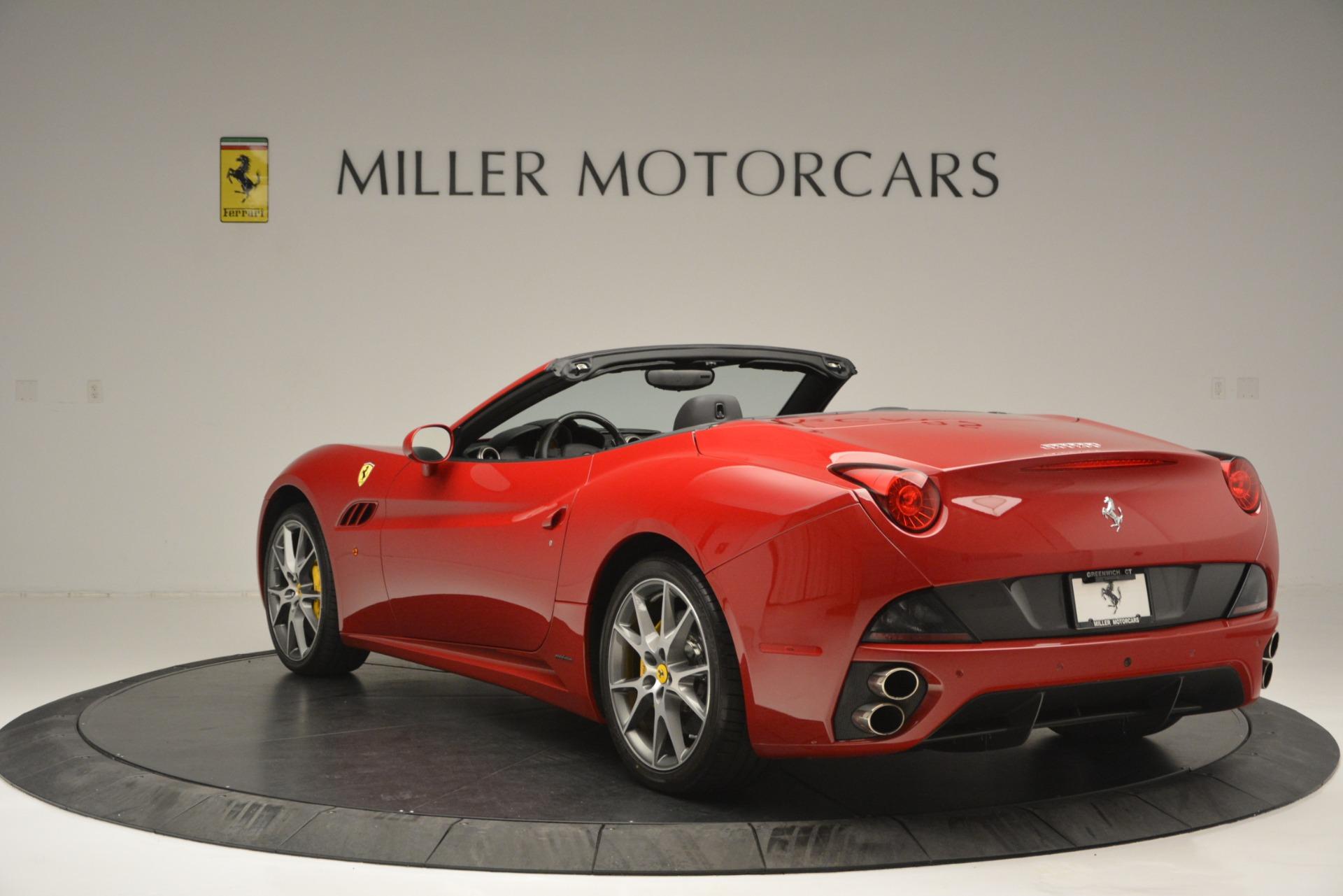 Used 2011 Ferrari California  For Sale In Greenwich, CT. Alfa Romeo of Greenwich, 4530A 2618_p5