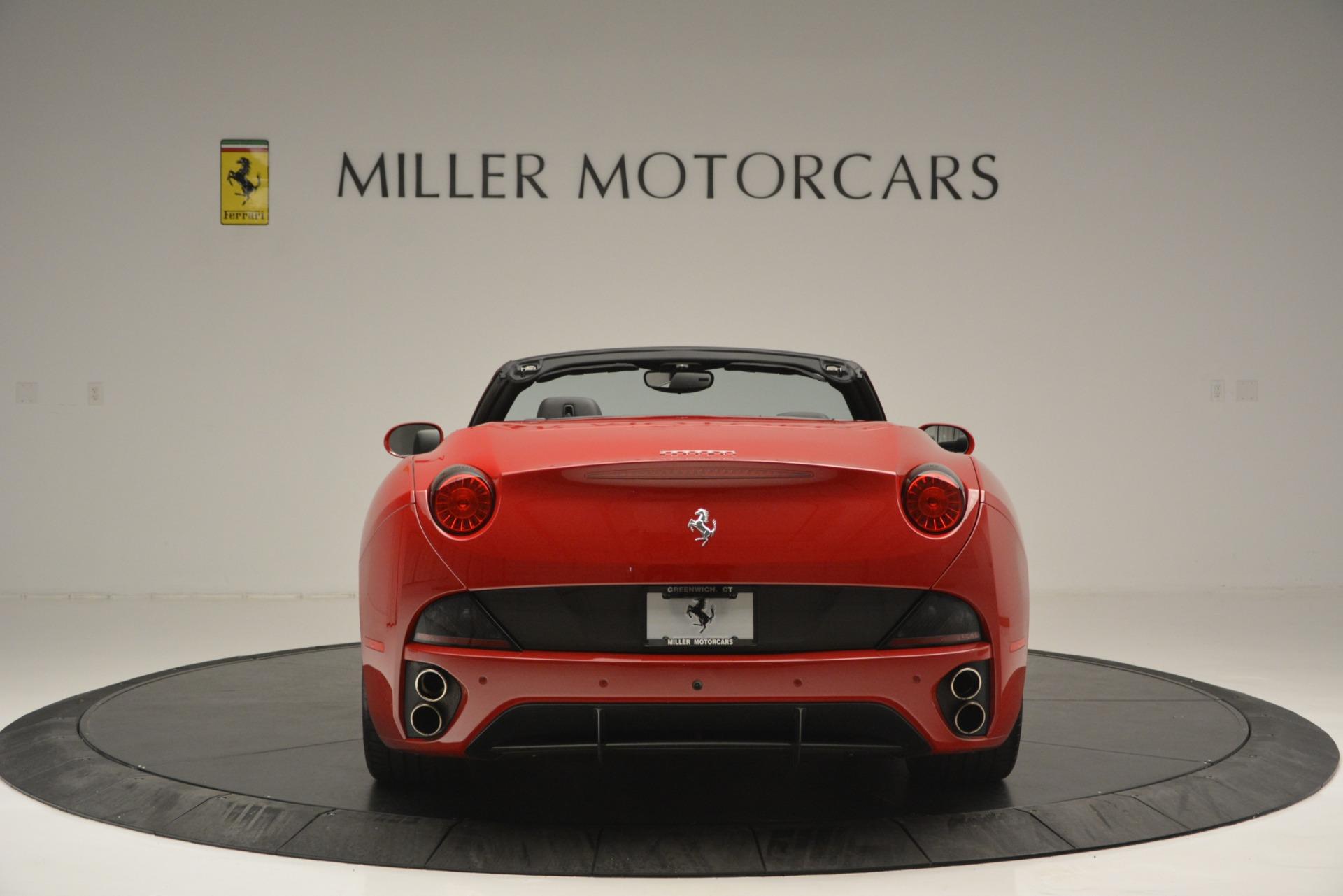 Used 2011 Ferrari California  For Sale In Greenwich, CT. Alfa Romeo of Greenwich, 4530A 2618_p7