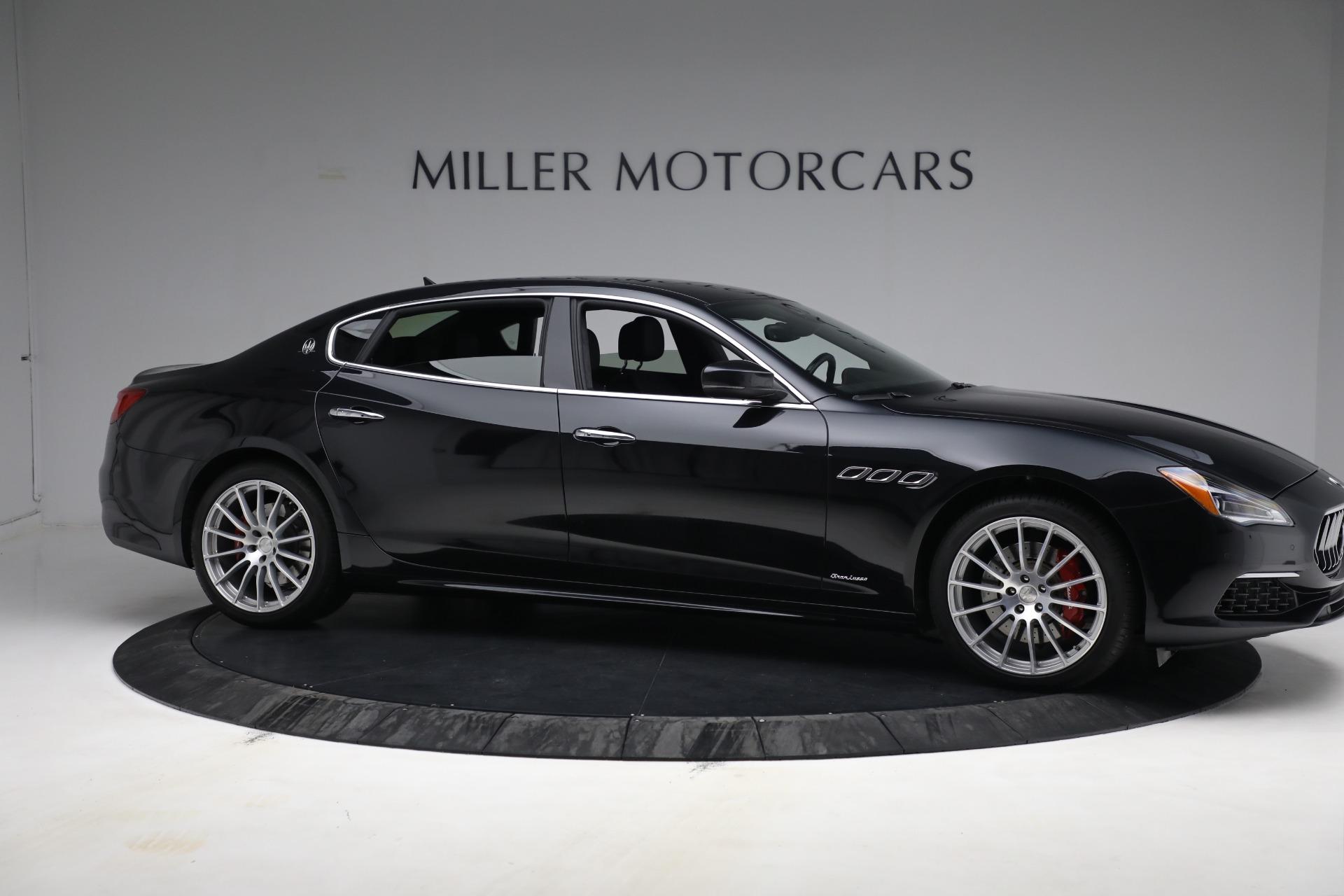 New 2019 Maserati Quattroporte S Q4 GranLusso For Sale In Greenwich, CT. Alfa Romeo of Greenwich, M2197 2619_p10