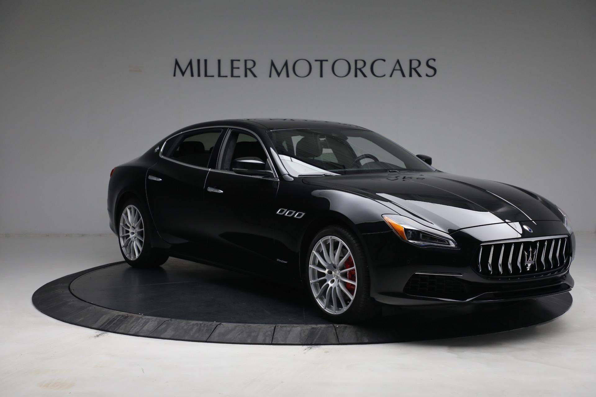 New 2019 Maserati Quattroporte S Q4 GranLusso For Sale In Greenwich, CT. Alfa Romeo of Greenwich, M2197 2619_p11