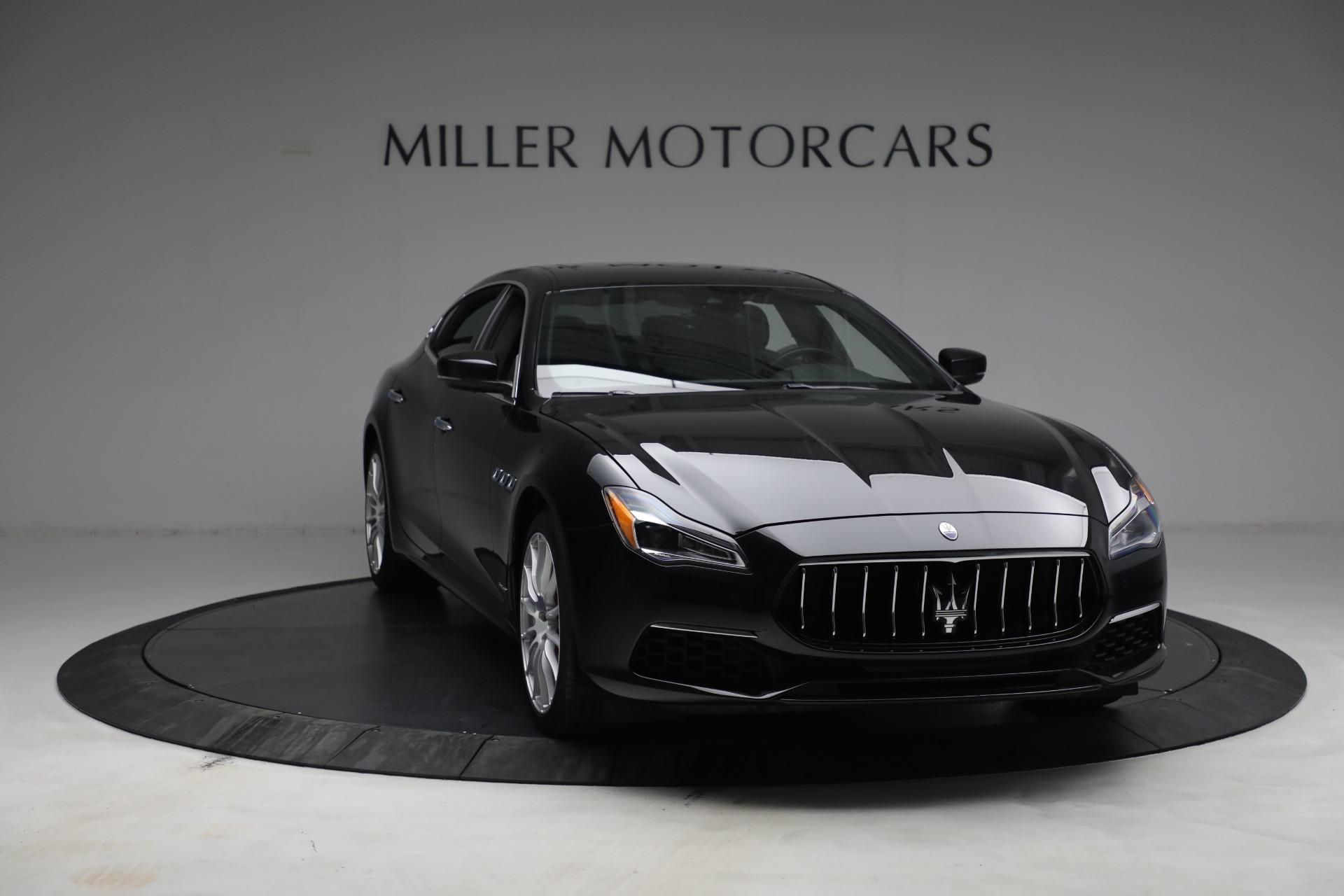 New 2019 Maserati Quattroporte S Q4 GranLusso For Sale In Greenwich, CT. Alfa Romeo of Greenwich, M2197 2619_p12