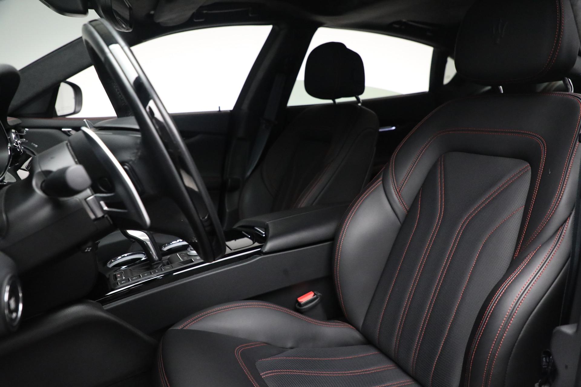 New 2019 Maserati Quattroporte S Q4 GranLusso For Sale In Greenwich, CT. Alfa Romeo of Greenwich, M2197 2619_p16