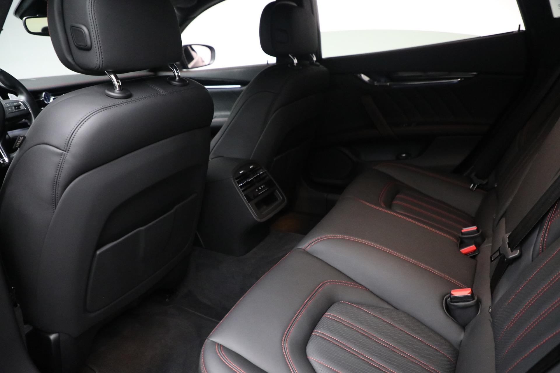 New 2019 Maserati Quattroporte S Q4 GranLusso For Sale In Greenwich, CT. Alfa Romeo of Greenwich, M2197 2619_p22