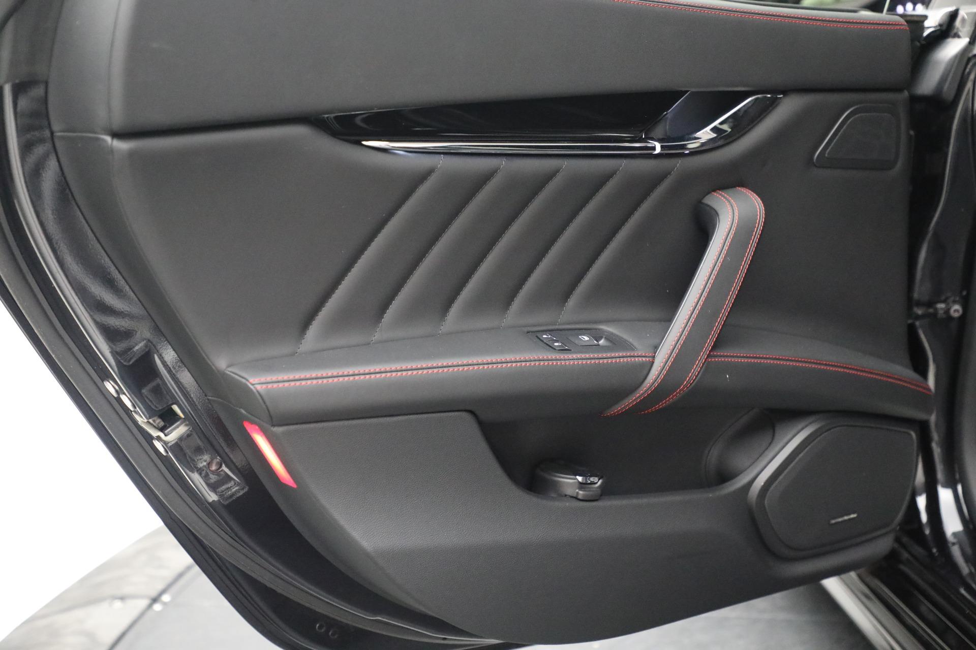 New 2019 Maserati Quattroporte S Q4 GranLusso For Sale In Greenwich, CT. Alfa Romeo of Greenwich, M2197 2619_p25