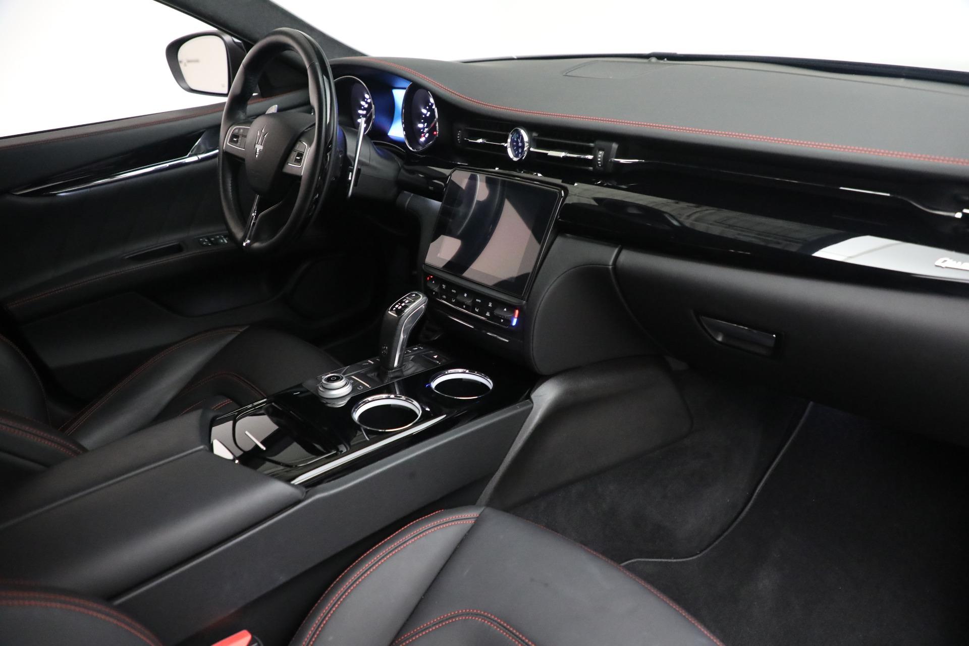 New 2019 Maserati Quattroporte S Q4 GranLusso For Sale In Greenwich, CT. Alfa Romeo of Greenwich, M2197 2619_p26