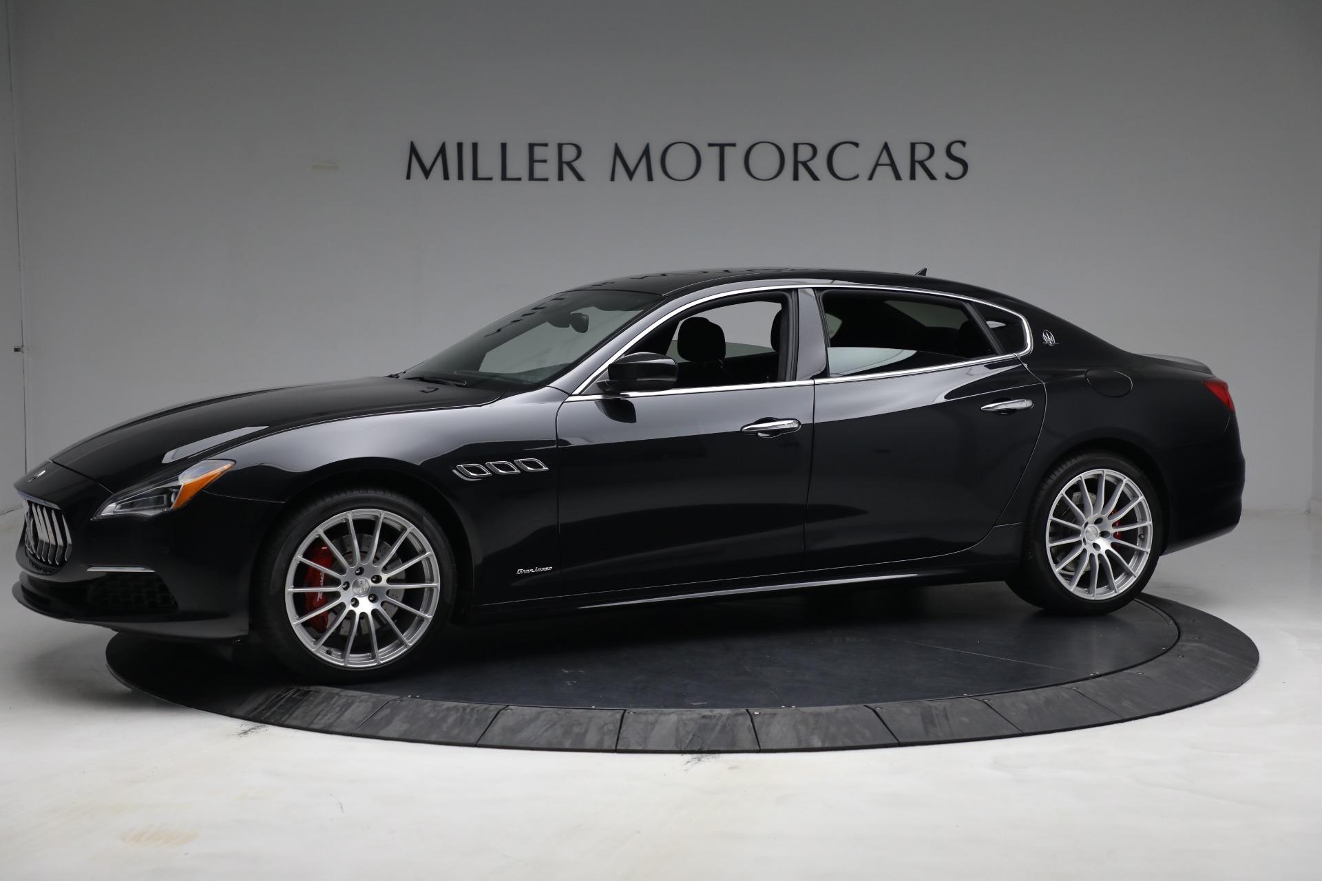 New 2019 Maserati Quattroporte S Q4 GranLusso For Sale In Greenwich, CT. Alfa Romeo of Greenwich, M2197 2619_p2
