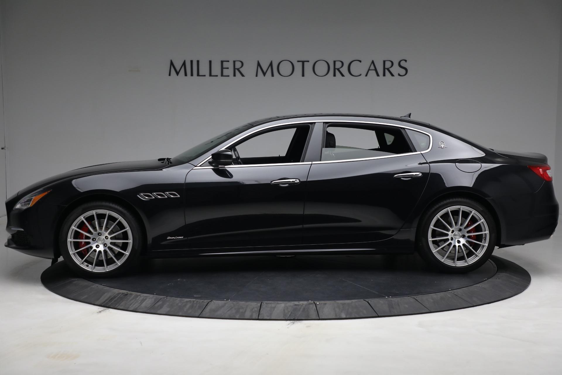 New 2019 Maserati Quattroporte S Q4 GranLusso For Sale In Greenwich, CT. Alfa Romeo of Greenwich, M2197 2619_p3