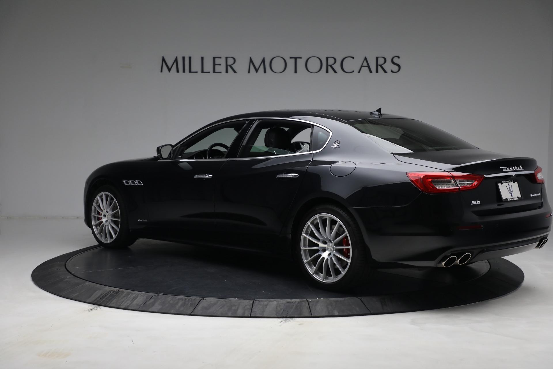 New 2019 Maserati Quattroporte S Q4 GranLusso For Sale In Greenwich, CT. Alfa Romeo of Greenwich, M2197 2619_p4