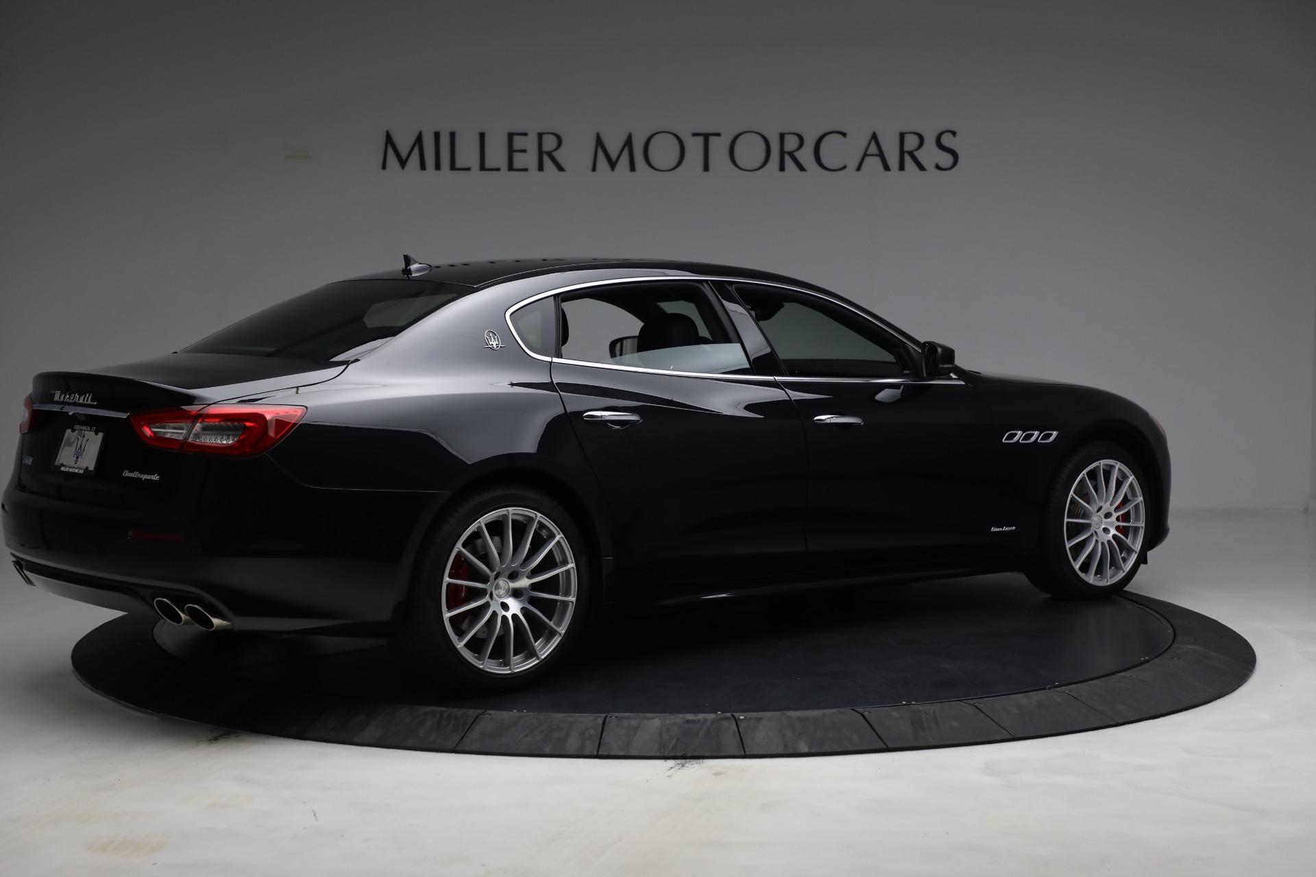 New 2019 Maserati Quattroporte S Q4 GranLusso For Sale In Greenwich, CT. Alfa Romeo of Greenwich, M2197 2619_p8