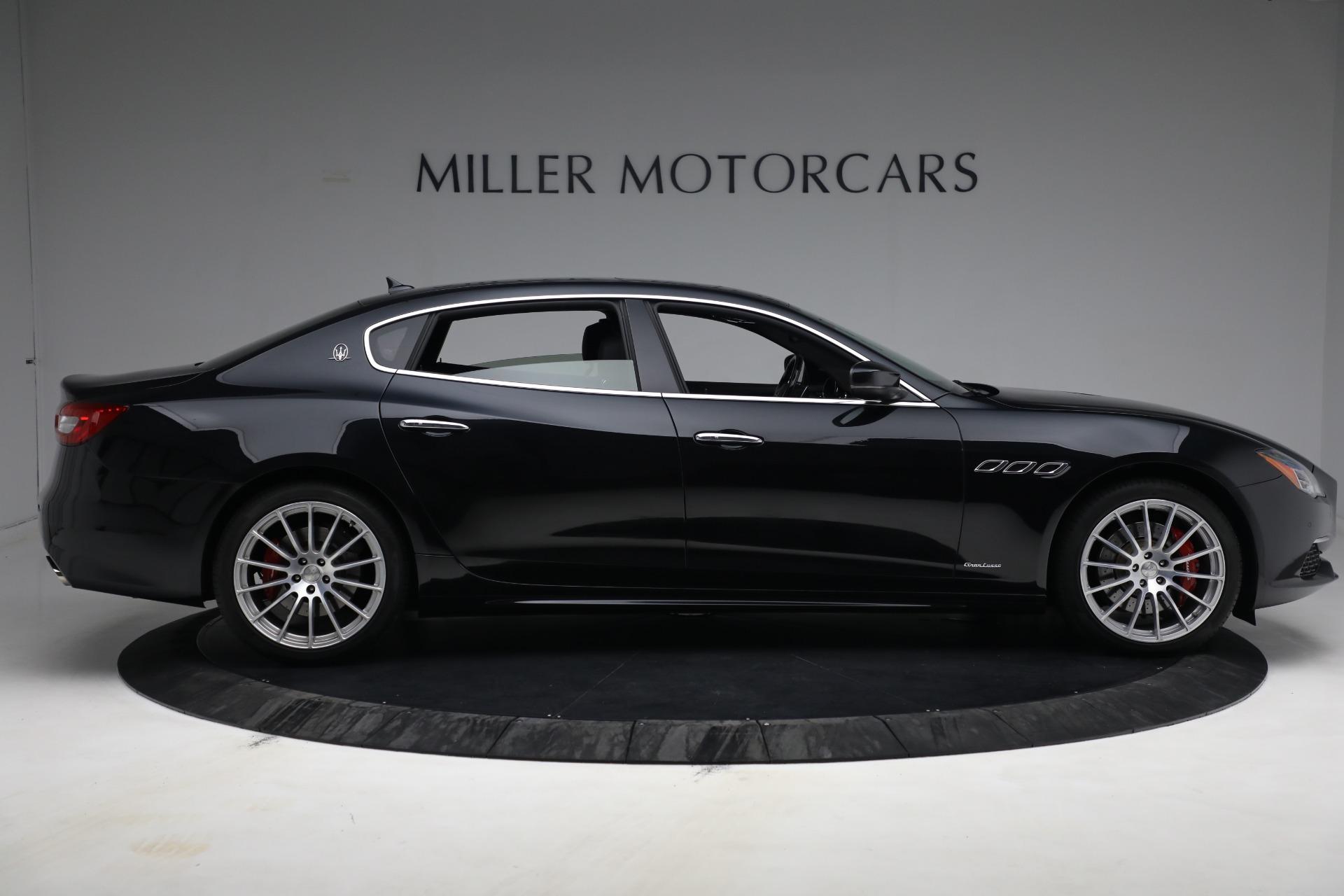 New 2019 Maserati Quattroporte S Q4 GranLusso For Sale In Greenwich, CT. Alfa Romeo of Greenwich, M2197 2619_p9