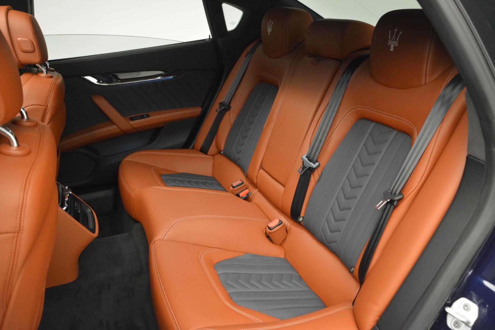 New 2019 Maserati Quattroporte S Q4 GranLusso For Sale $126755 In Greenwich, CT 2620_p16