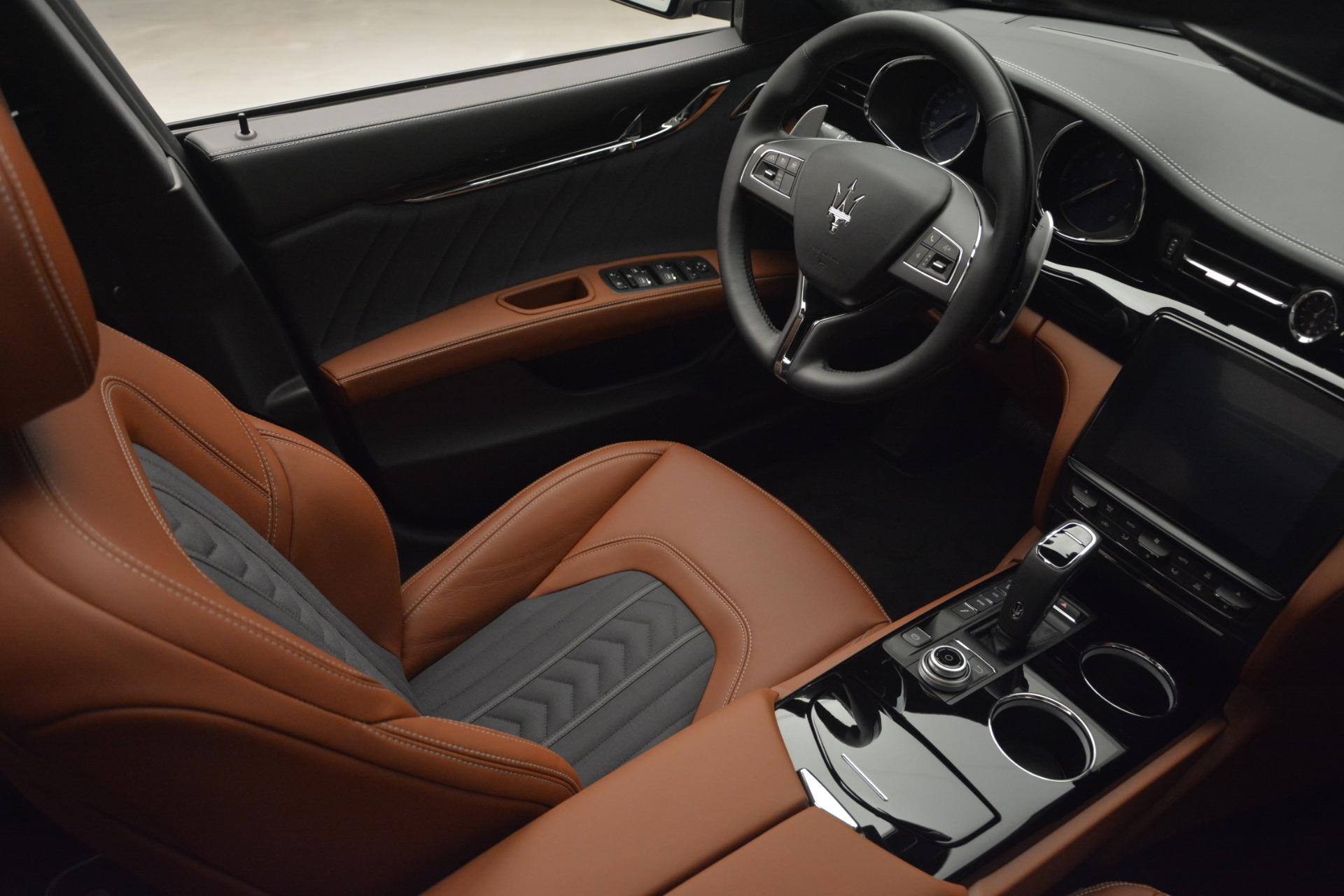 New 2019 Maserati Quattroporte S Q4 GranLusso For Sale $126755 In Greenwich, CT 2620_p19