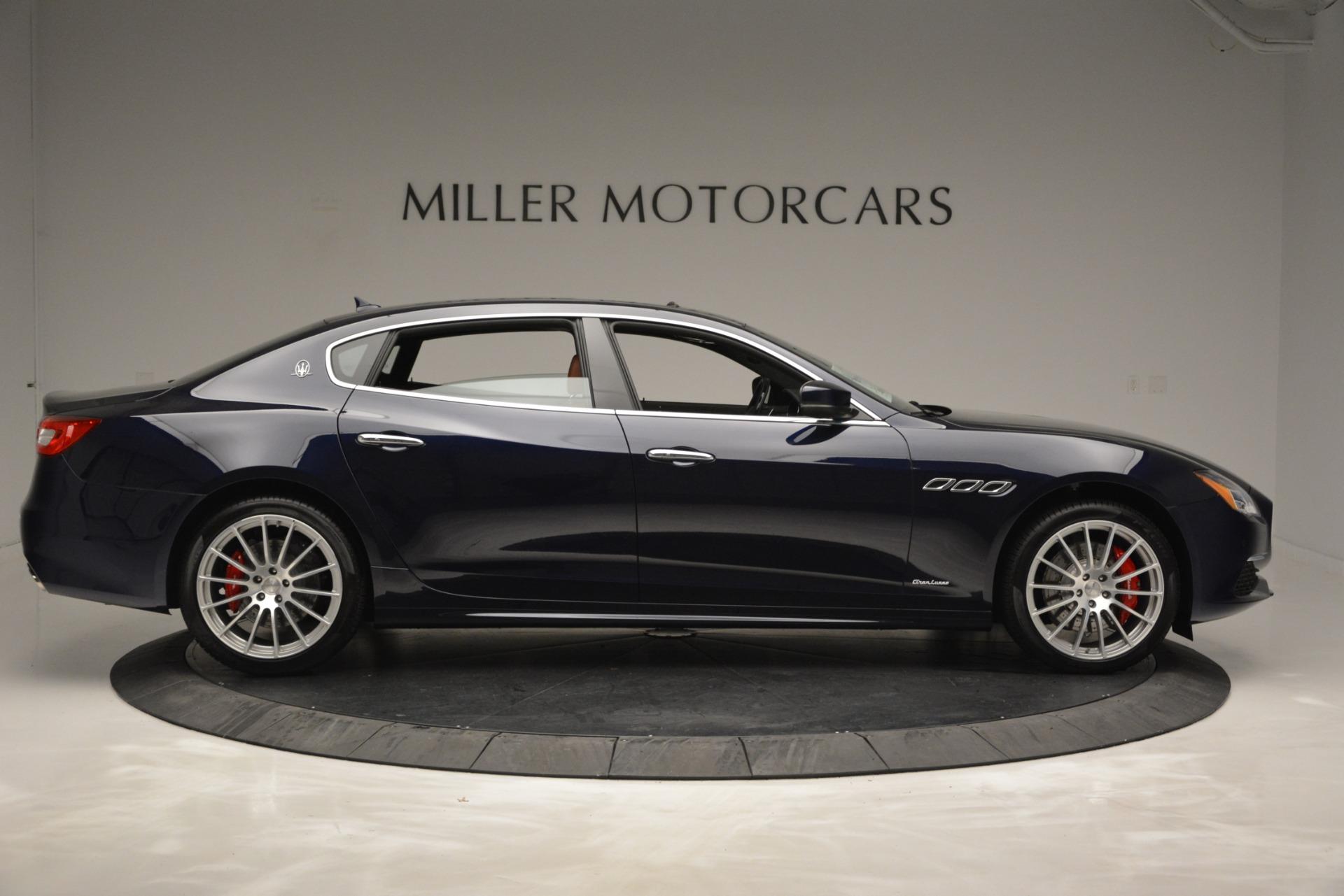New 2019 Maserati Quattroporte S Q4 GranLusso For Sale $126755 In Greenwich, CT 2620_p9
