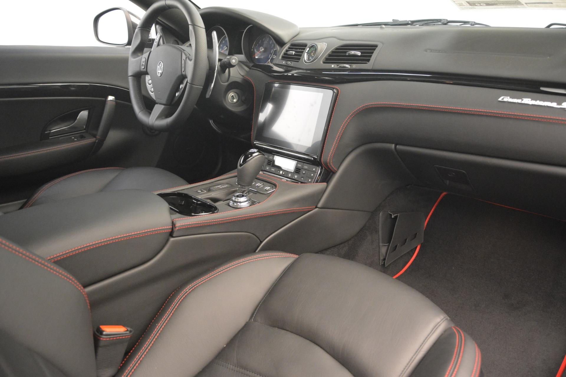 New 2018 Maserati GranTurismo Sport For Sale In Greenwich, CT. Alfa Romeo of Greenwich, M2199 2621_p19