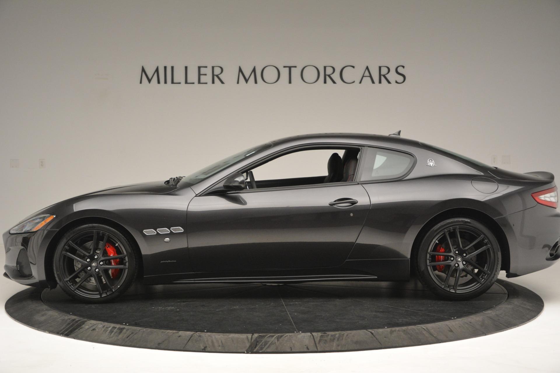 New 2018 Maserati GranTurismo Sport For Sale In Greenwich, CT. Alfa Romeo of Greenwich, M2199 2621_p2