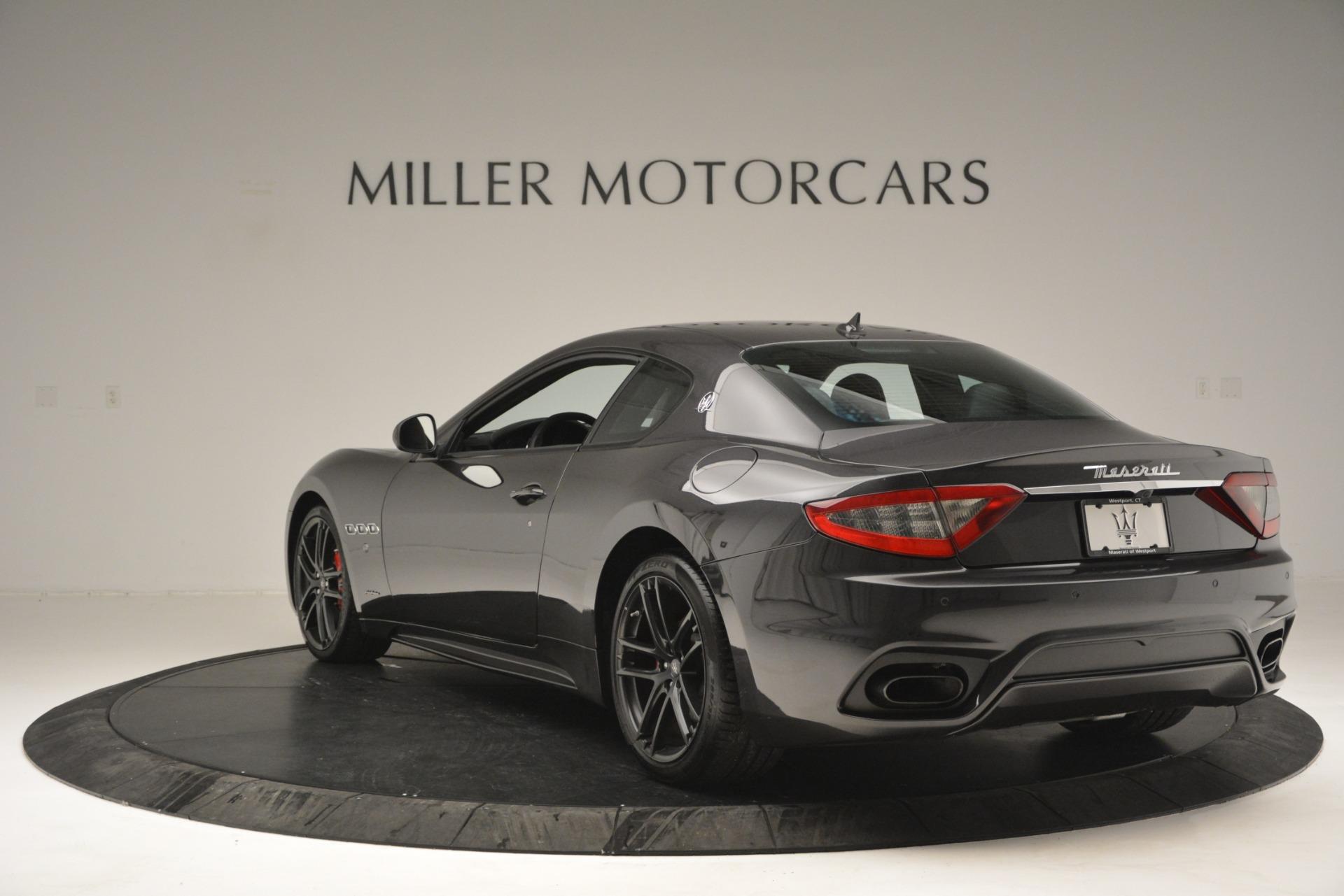 New 2018 Maserati GranTurismo Sport For Sale In Greenwich, CT. Alfa Romeo of Greenwich, M2199 2621_p5