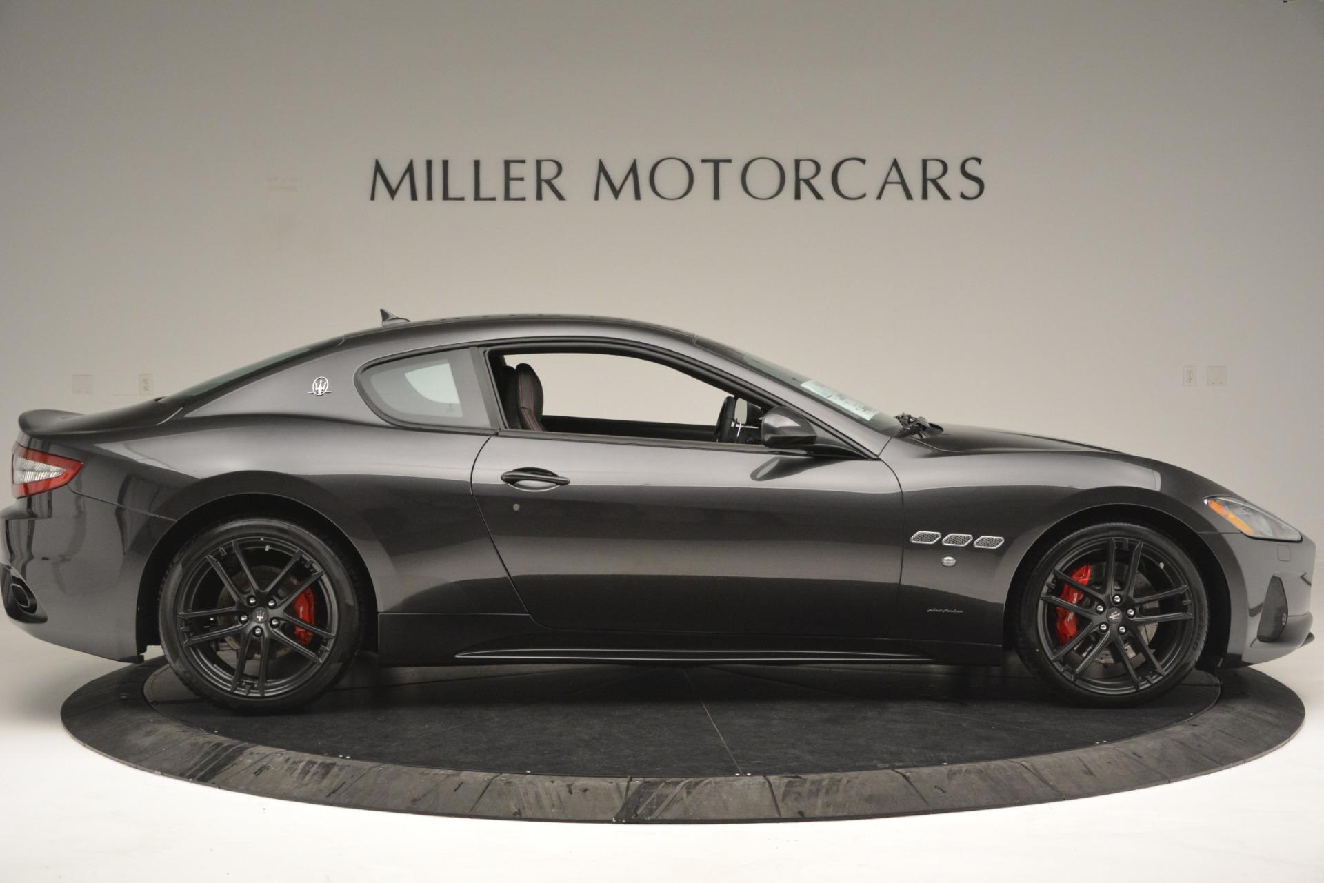 New 2018 Maserati GranTurismo Sport For Sale In Greenwich, CT. Alfa Romeo of Greenwich, M2199 2621_p8