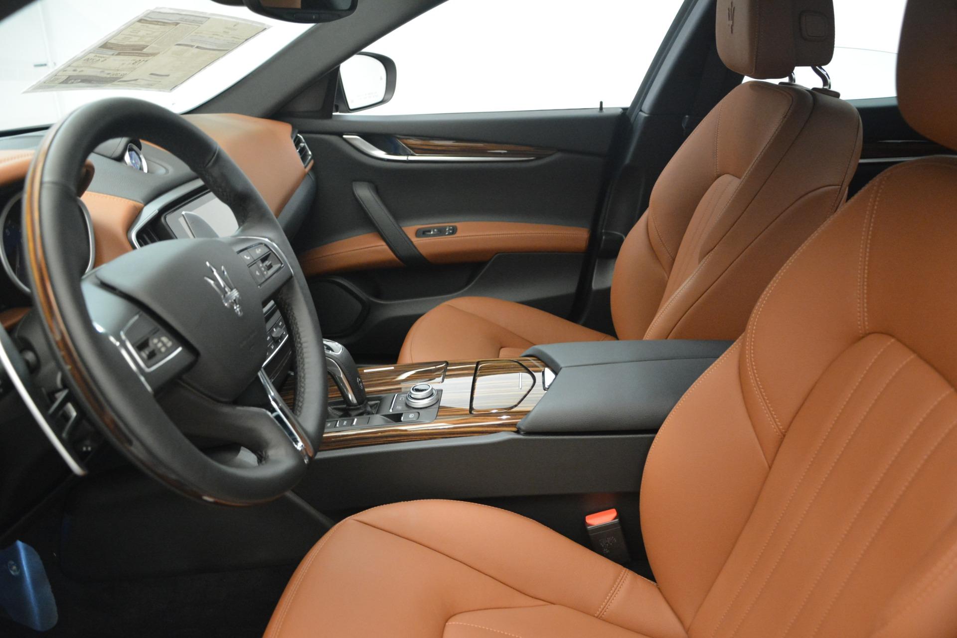 New 2019 Maserati Ghibli S Q4 For Sale In Greenwich, CT. Alfa Romeo of Greenwich, M2202 2623_p13