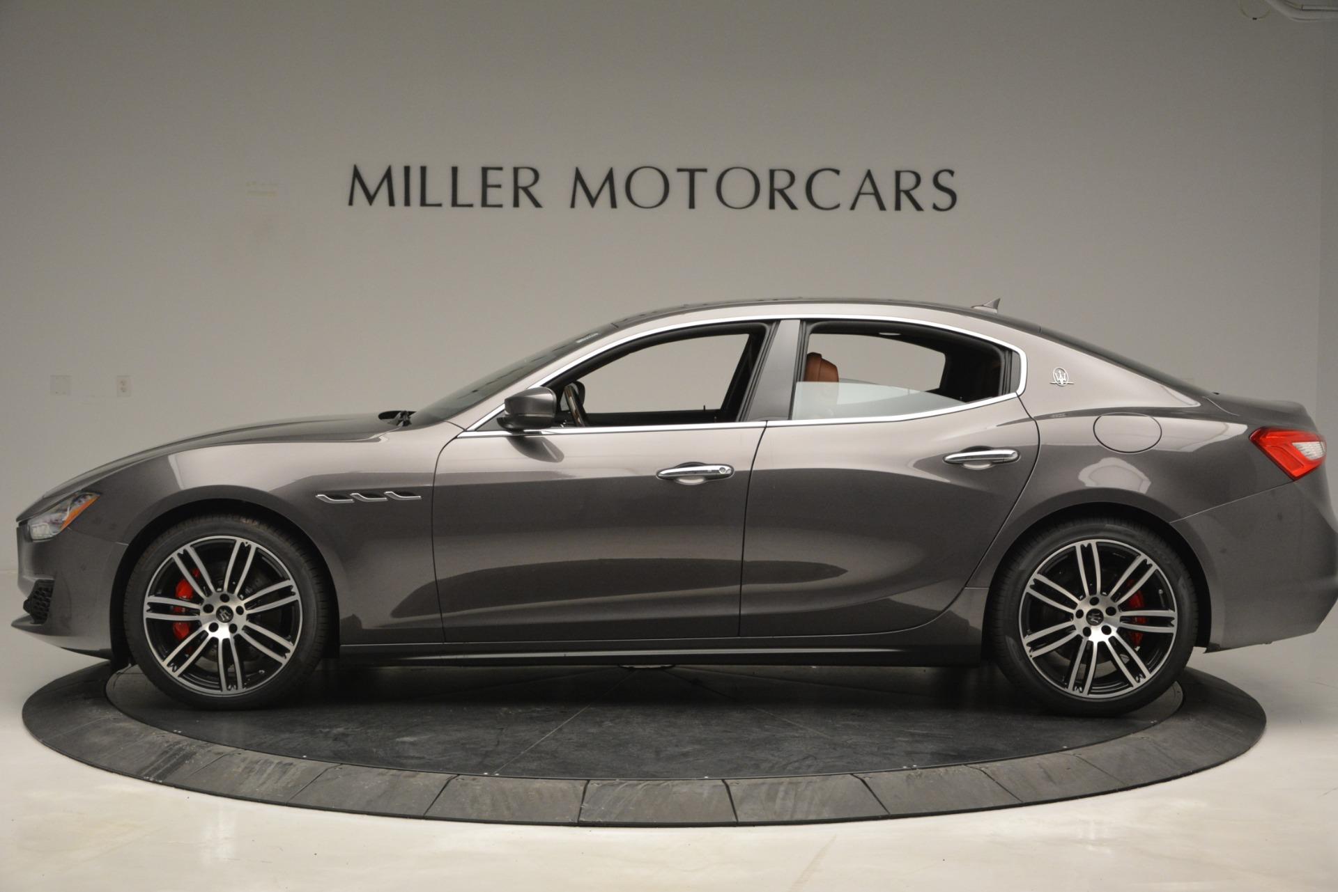 New 2019 Maserati Ghibli S Q4 For Sale In Greenwich, CT. Alfa Romeo of Greenwich, M2202 2623_p3